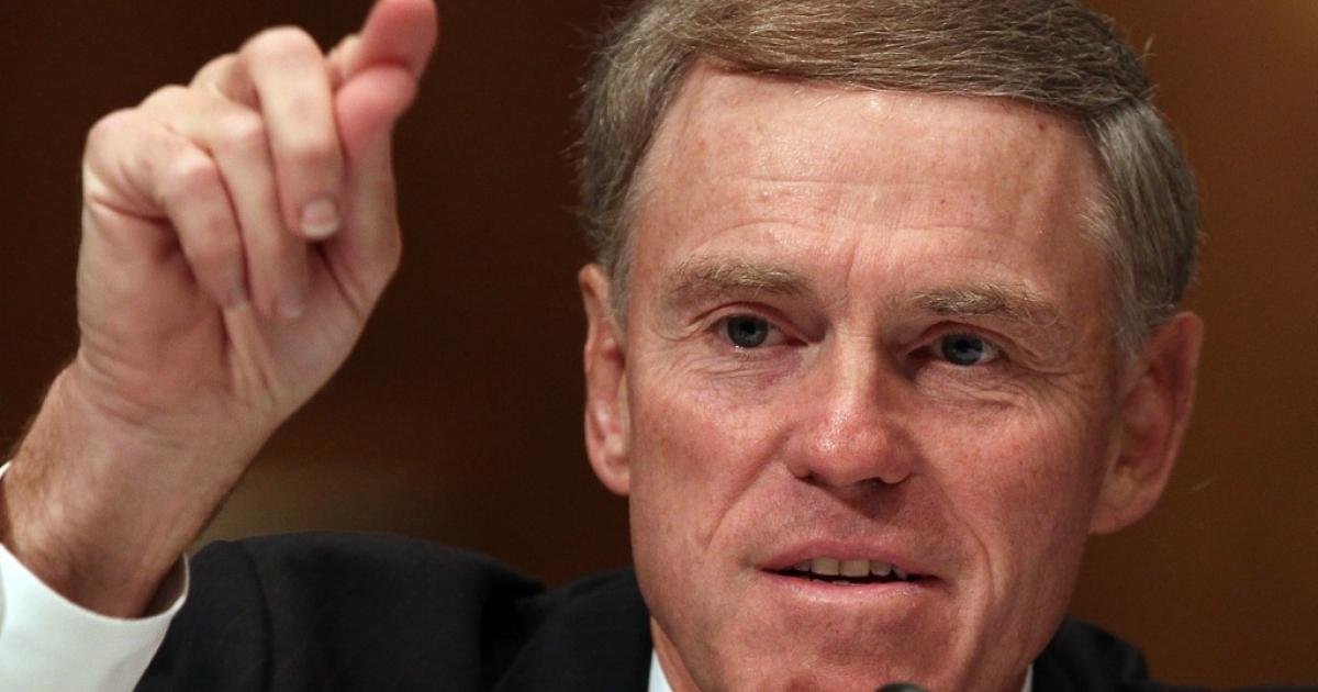 Kerry Killinger, former Washington Mutual Bank chief executive testifies before Congress. Will he do the perp walk?</p>