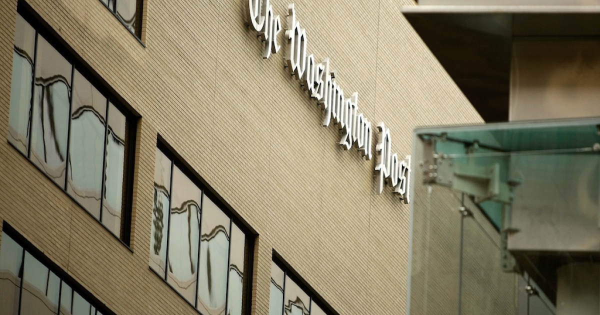 The Washington Post is considering the implementation of a paywall for its online news service in 2013.</p>