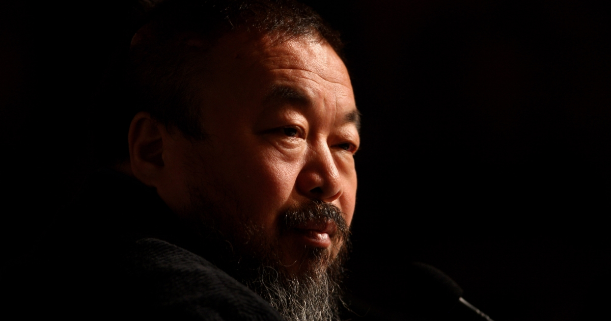 Ai Weiwei, one of China's most controversial artists, says he was shocked to learn about the NSA surveillance program.</p>