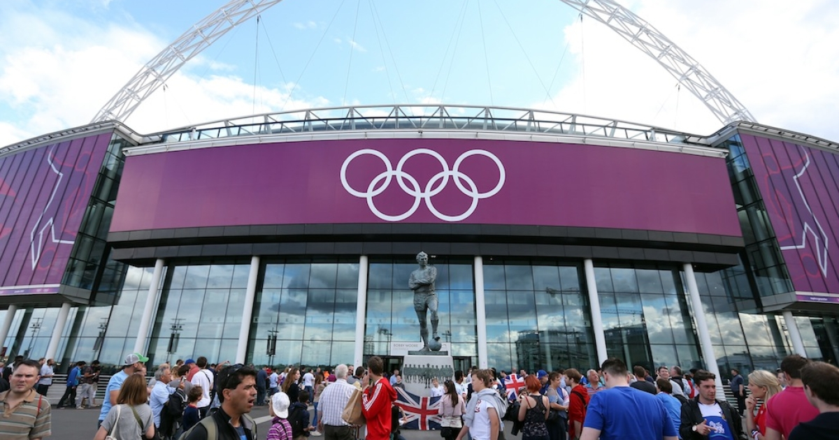 London police somehow managed to lose their keys to Wembley Stadium, prompting the locks to be changed at the Olympic soccer venue.</p>