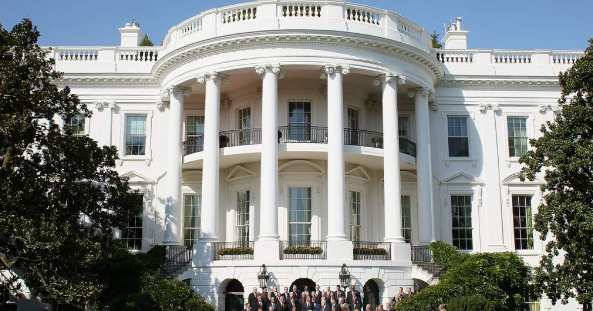 The White House in Washington, D.C., on Oct. 7, 2011.</p>