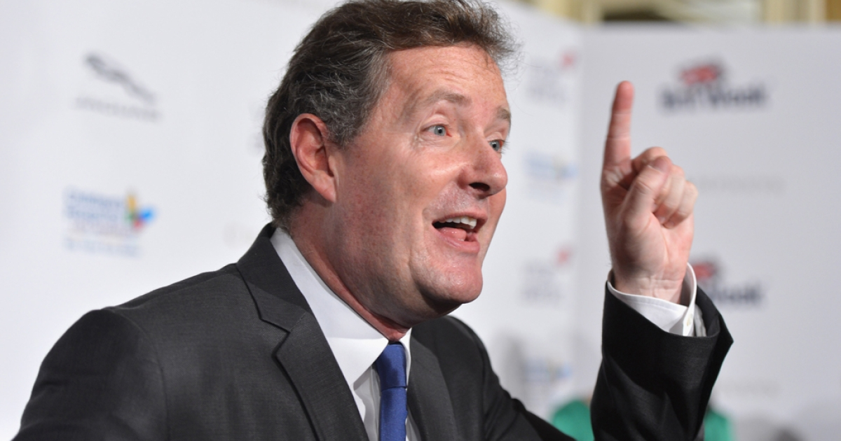The White House has responded to calls to have CNN's Piers Morgan deported after remarks he made about gun control.</p>