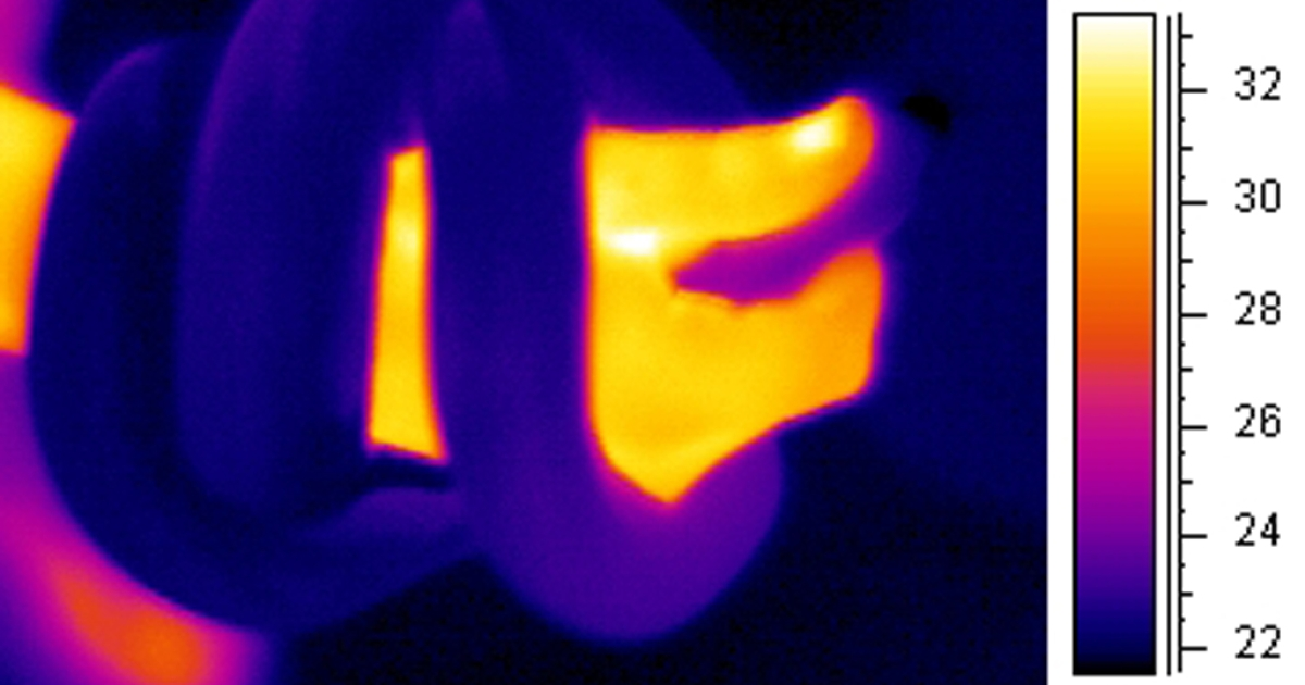 Scientists have found a way to cloak heat given off by objects and bodies.</p>