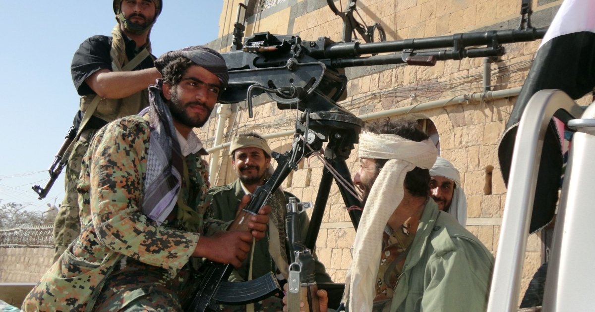 Militants linked to Al-Qaeda in the Arabian Peninsula have taken advantage of Yemen's year-long uprising to entrench and strengthen their positions in the country's southern and eastern regions.</p>