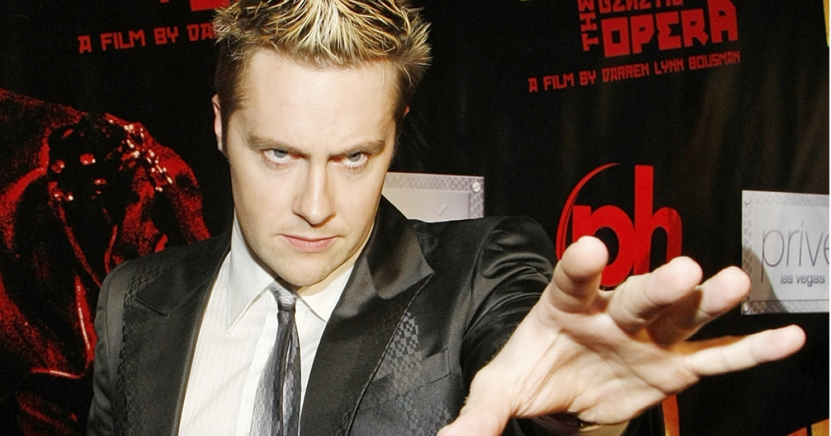 Magician/hypnotist Keith Barry arrives at a special screening of the Lionsgate film,