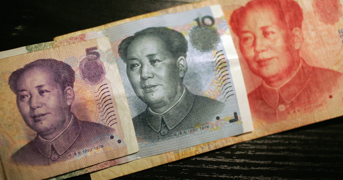 Mitt Romney challenged President Obama's economic policies on China, which he accused of manipulating their currency, the yuan, to keep values low and secure unfair trade advantages.</p>