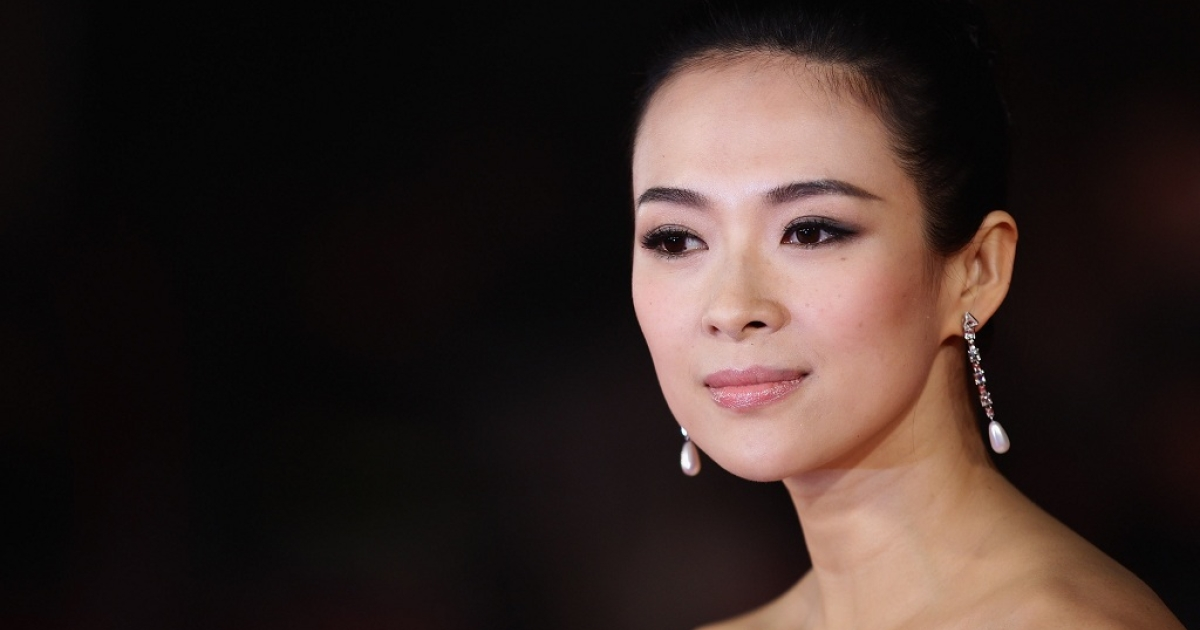 Chinese actress Ziyi Zhang at the International Rome Film Festival in Nov. 2011.  She is now suing a leading Hong Kong newspaper for alleging that she accepted money to have sex with a number of top Chinese officials.</p>