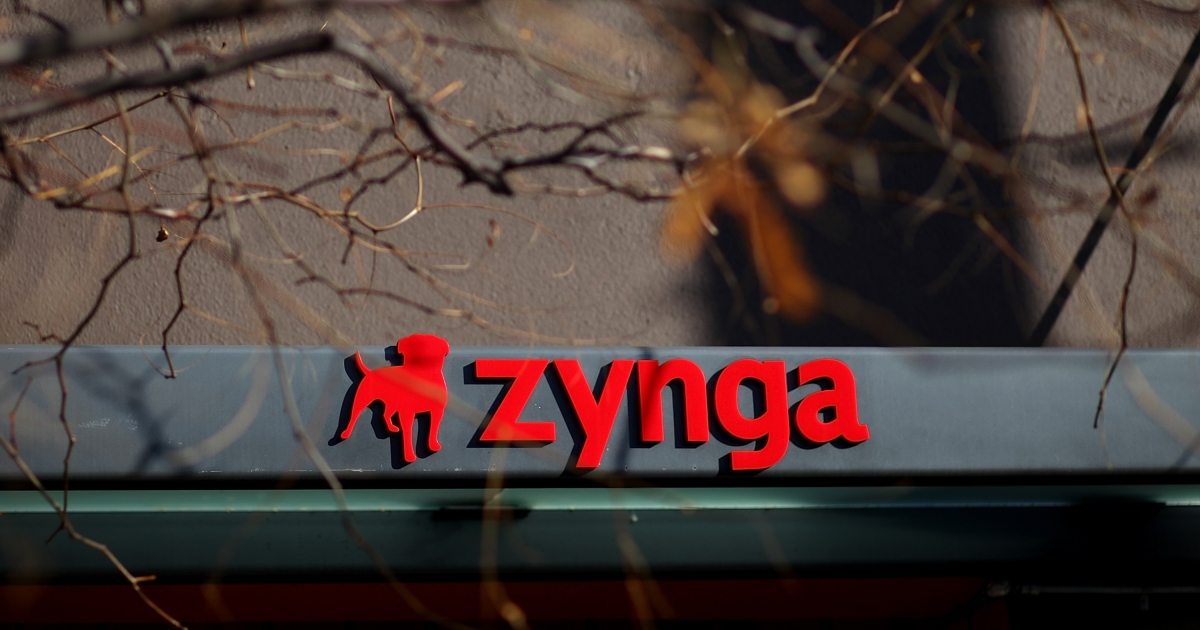Garrett Peek, formally a designer behind the largely downloaded 'Draw Something' app at OMGPOP, is now a creative director for Zynga.</p>