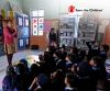 save the children india classroom