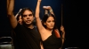 "Ankur Vikal (L) and Priyankka Bose in ""Nirbhaya."""