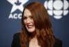 "Actress Julianne Moore arrives at the 2015 Canadian Screen Awards in Toronto on March 1, 2015. Her portrayal of Alzheimer's in the film ""Still Alice"" helped spotlight the effects of the disease on women."