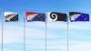 NZ top four flags