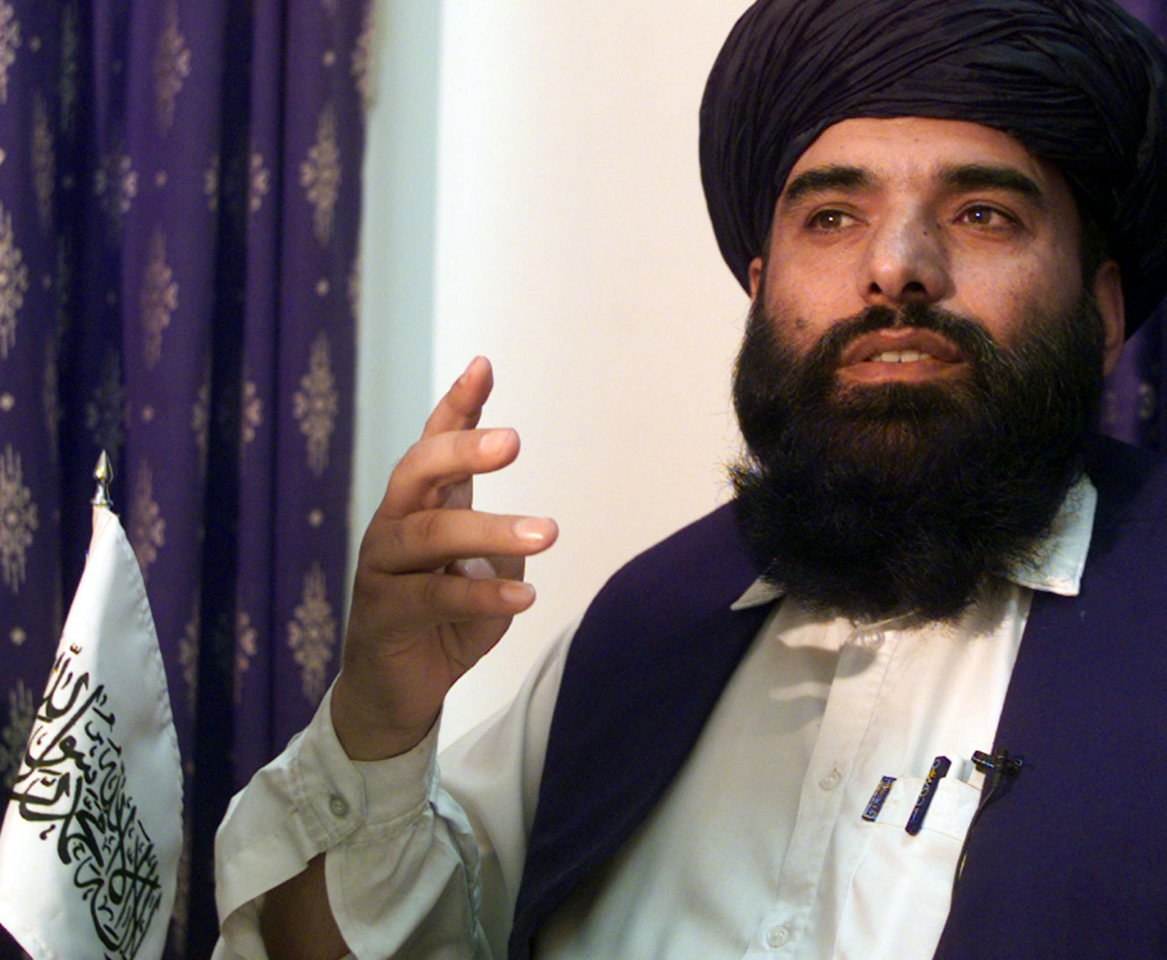 Sohail Shaheenin Islamabad, Pakistan in August 8, 2001.