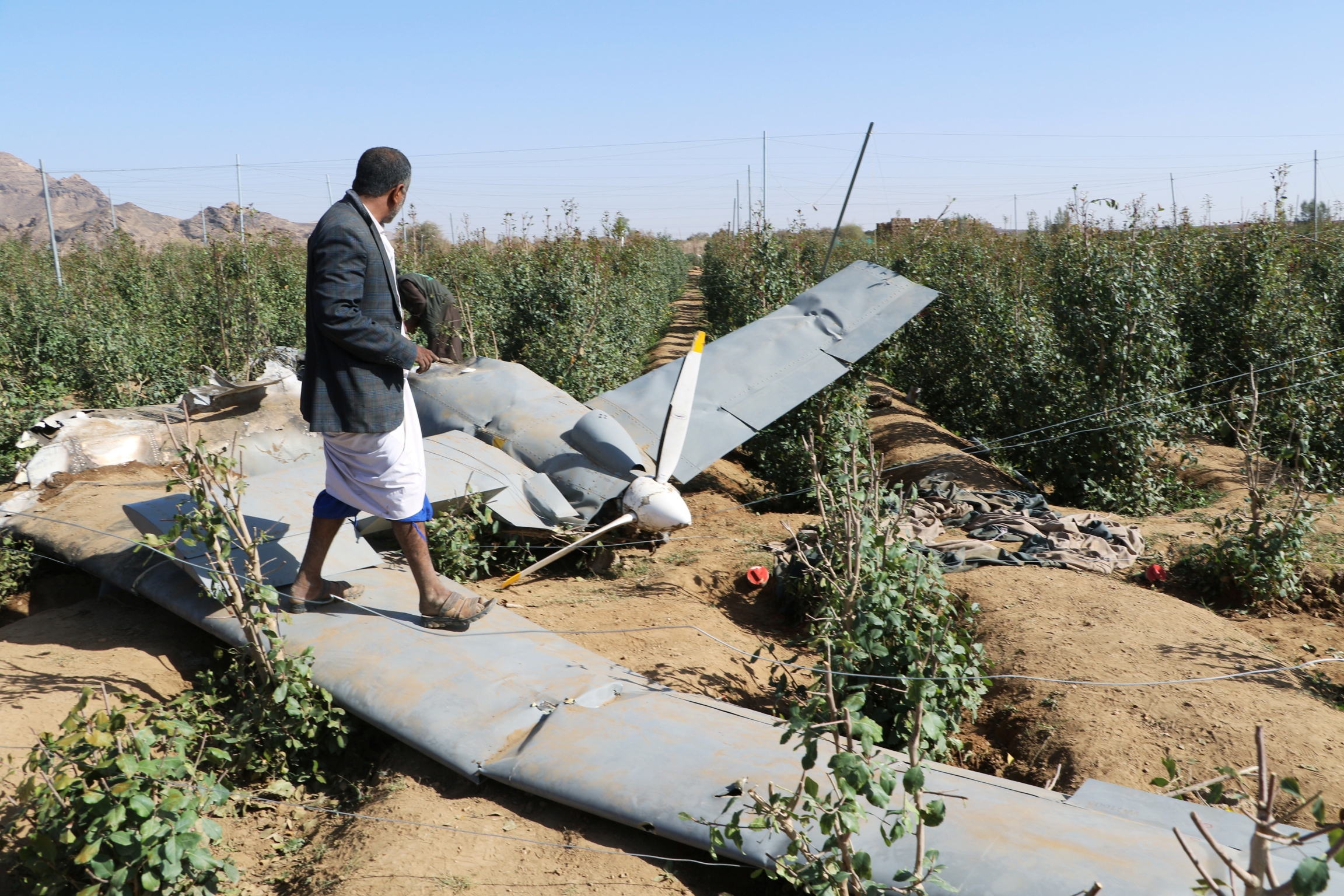 Cheap drones are changing the calculus of war in Yemen