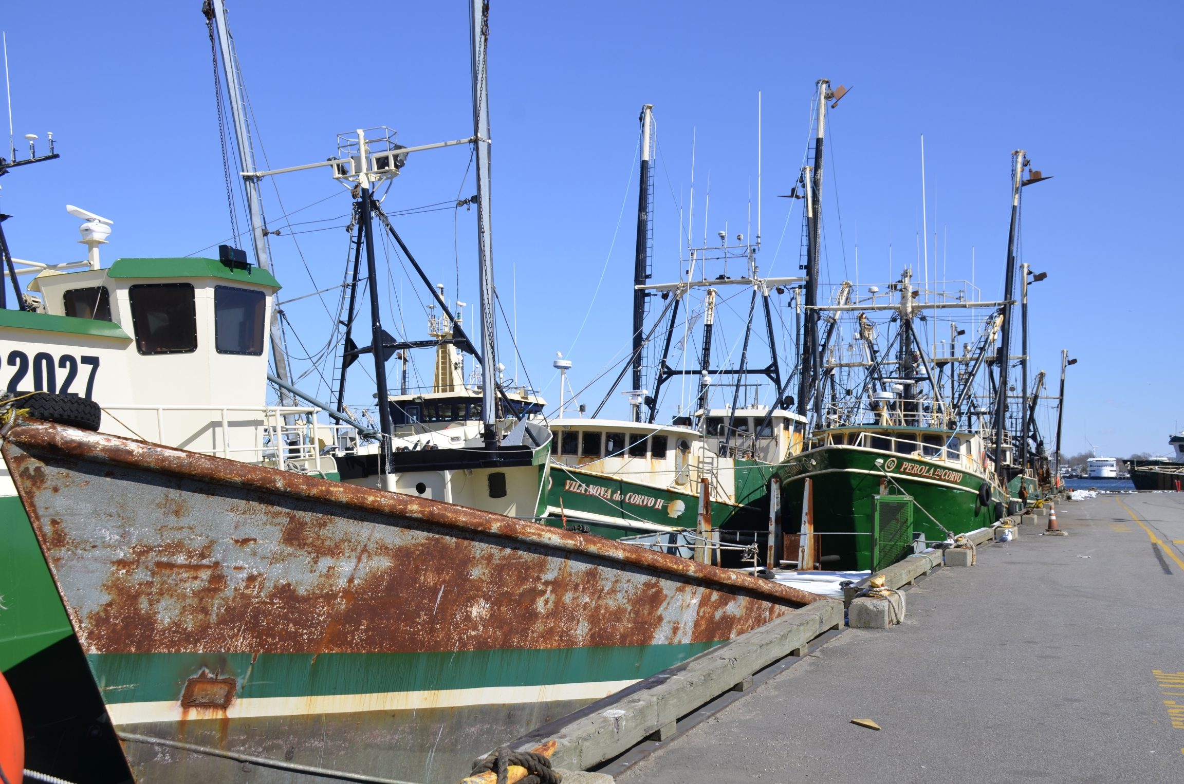 New Bedford, Massachusetts has held the title as the nation's most valuable commercial fishing port for nearly two decades.
