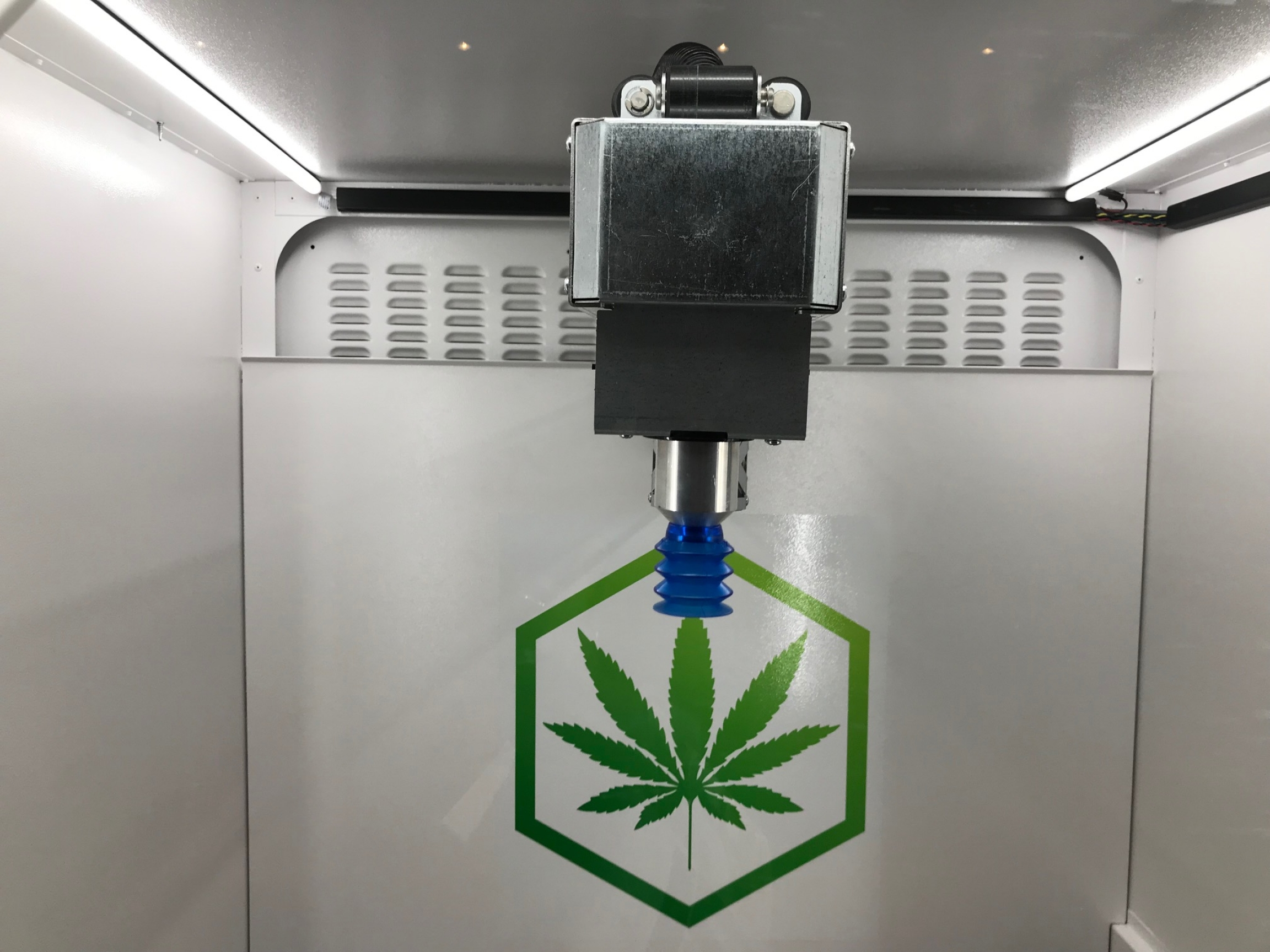 cannabis vending