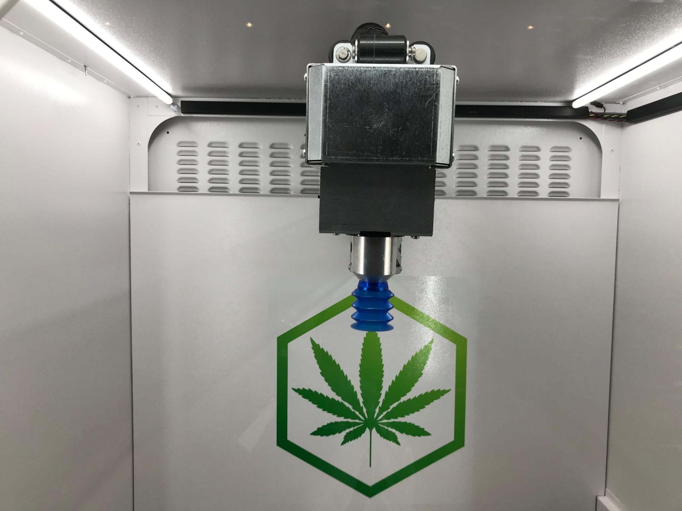 cannabis vending