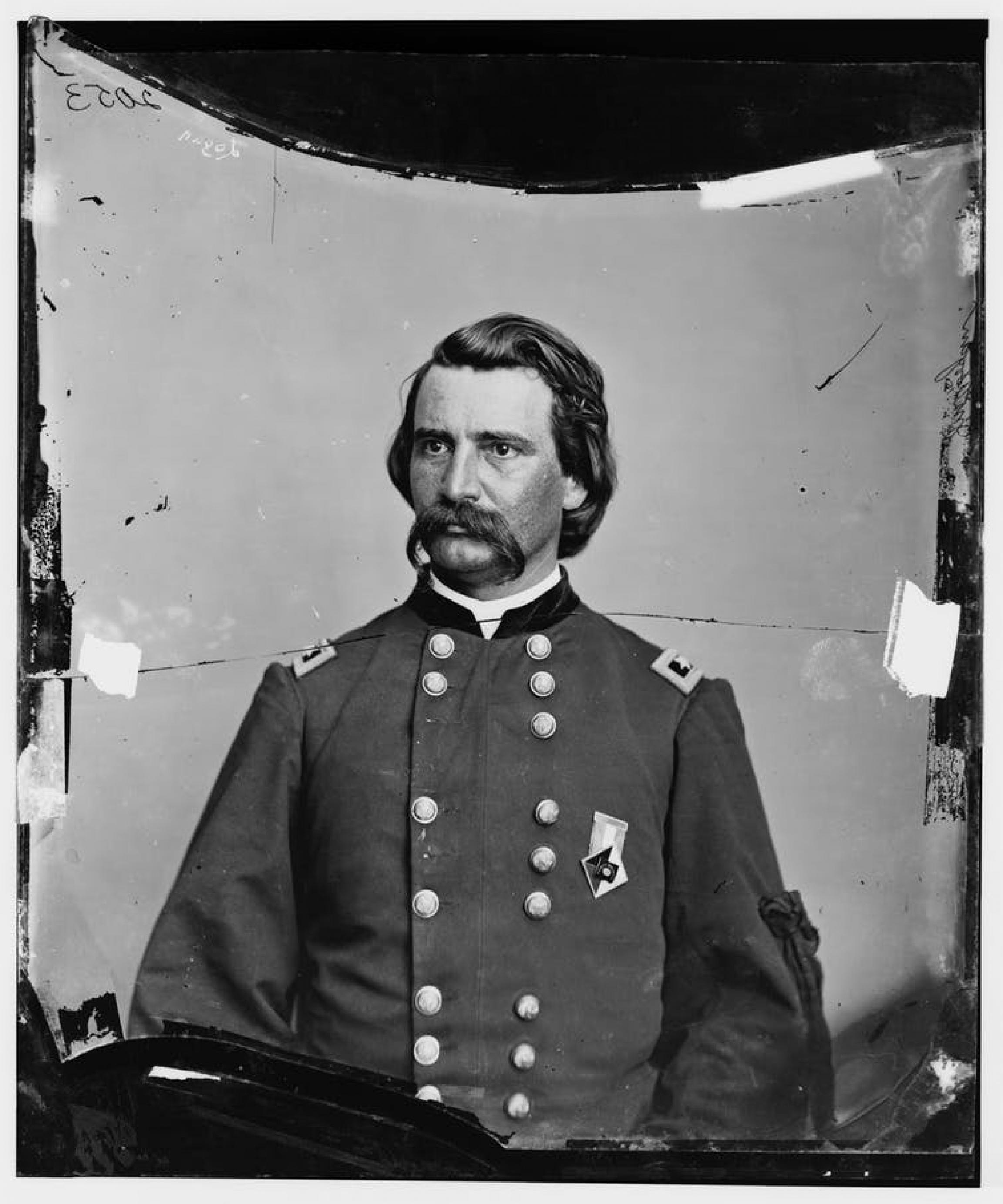 Civil War Union Gen. John A. Logan.