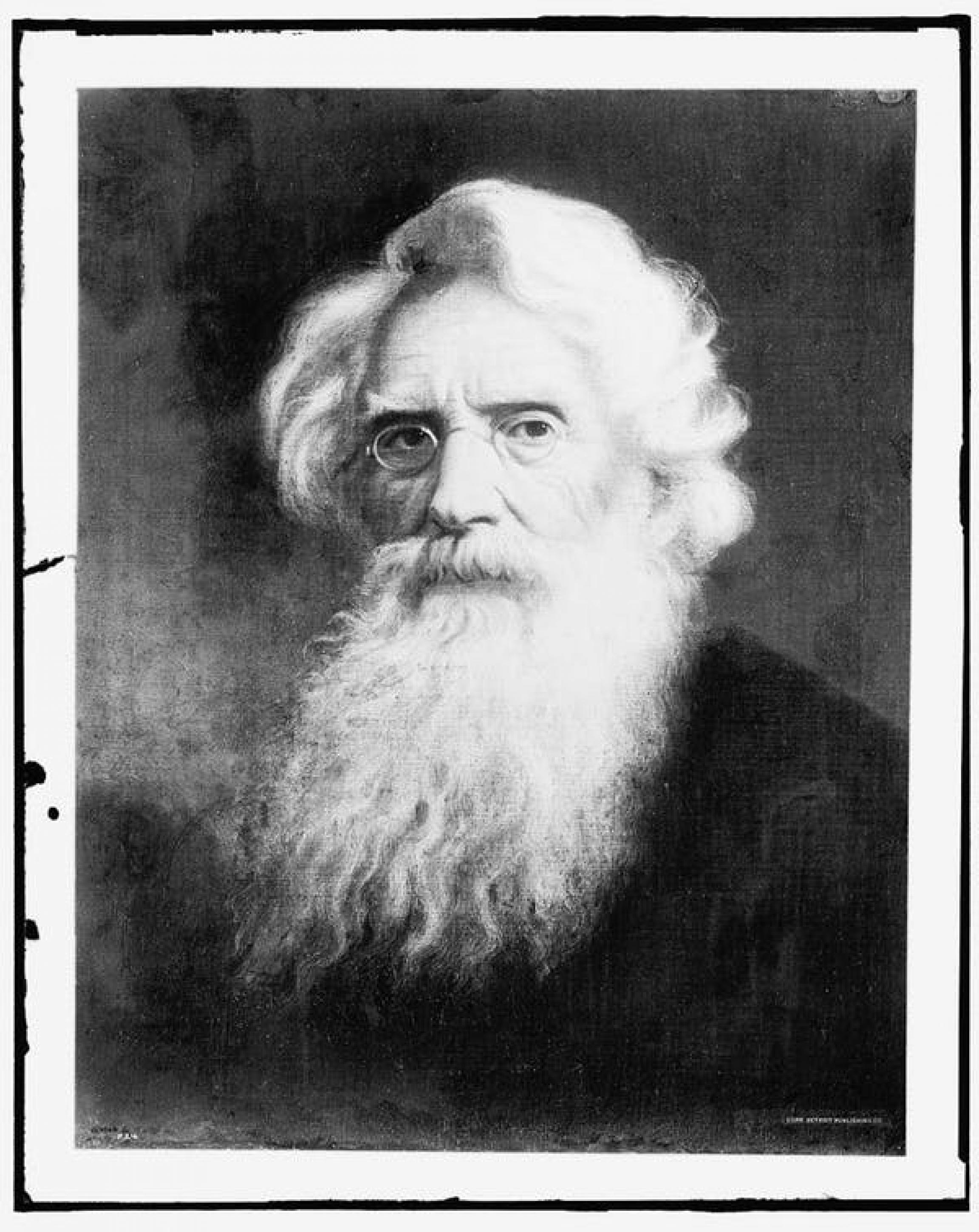Samuel Morse portrait
