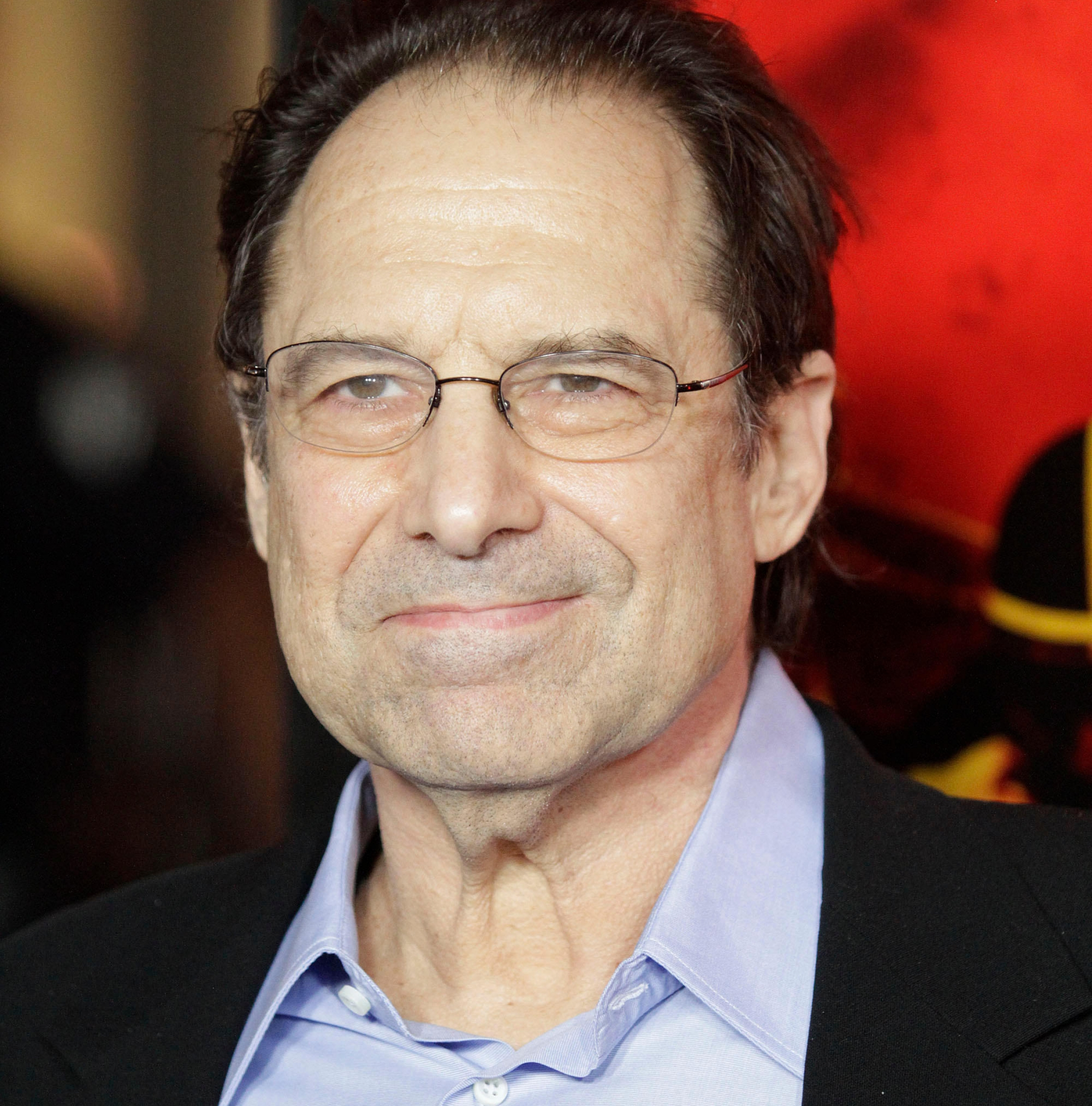 """Deadwood"" creator David Milch."