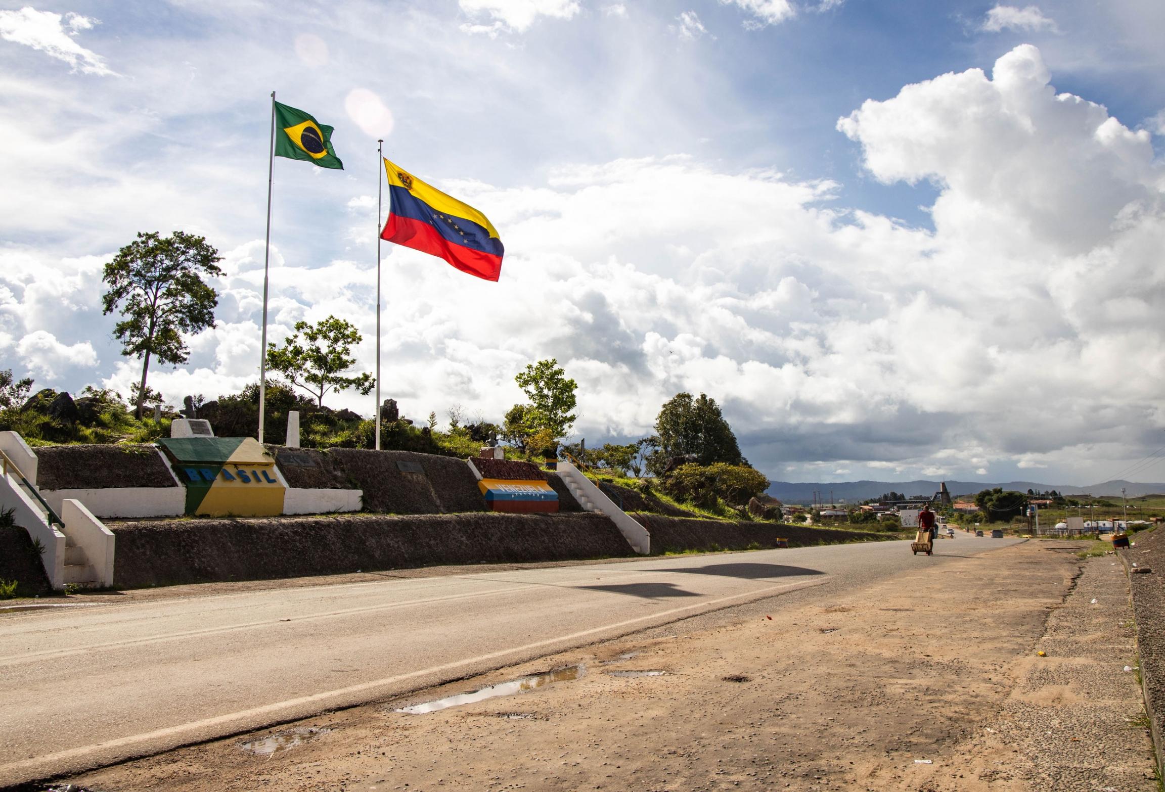 Brazil resettles Venezuelan refugees — with US help | Public Radio