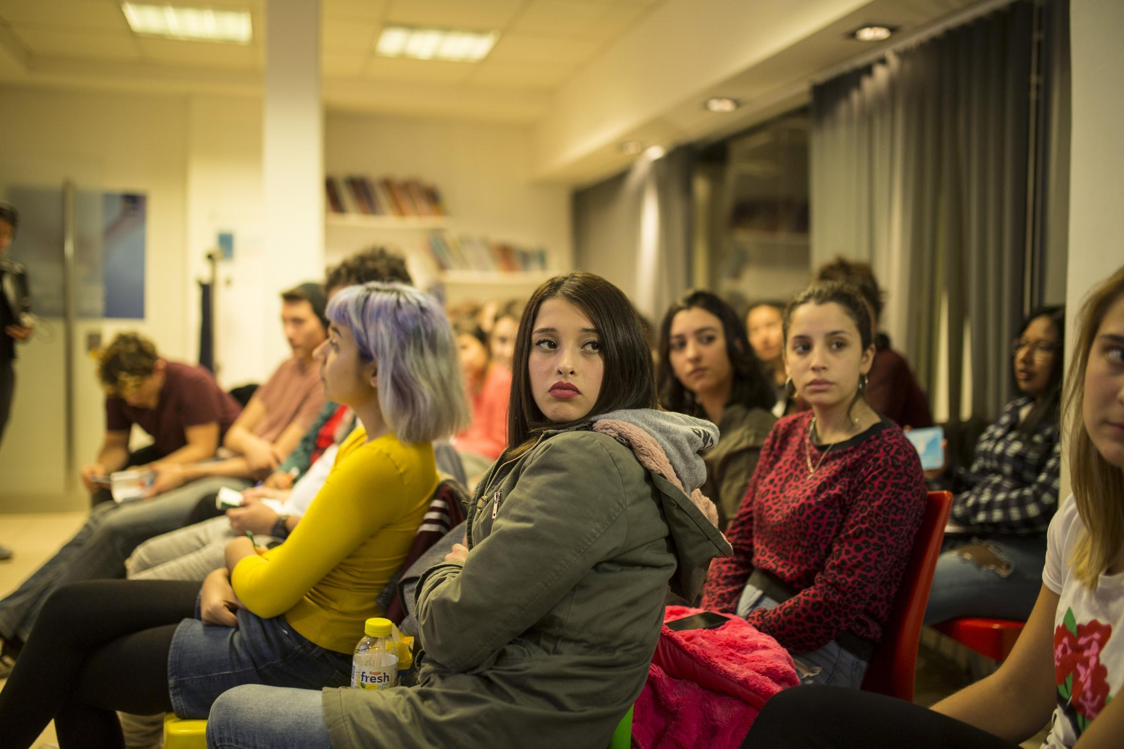 Girls in Gualeguay