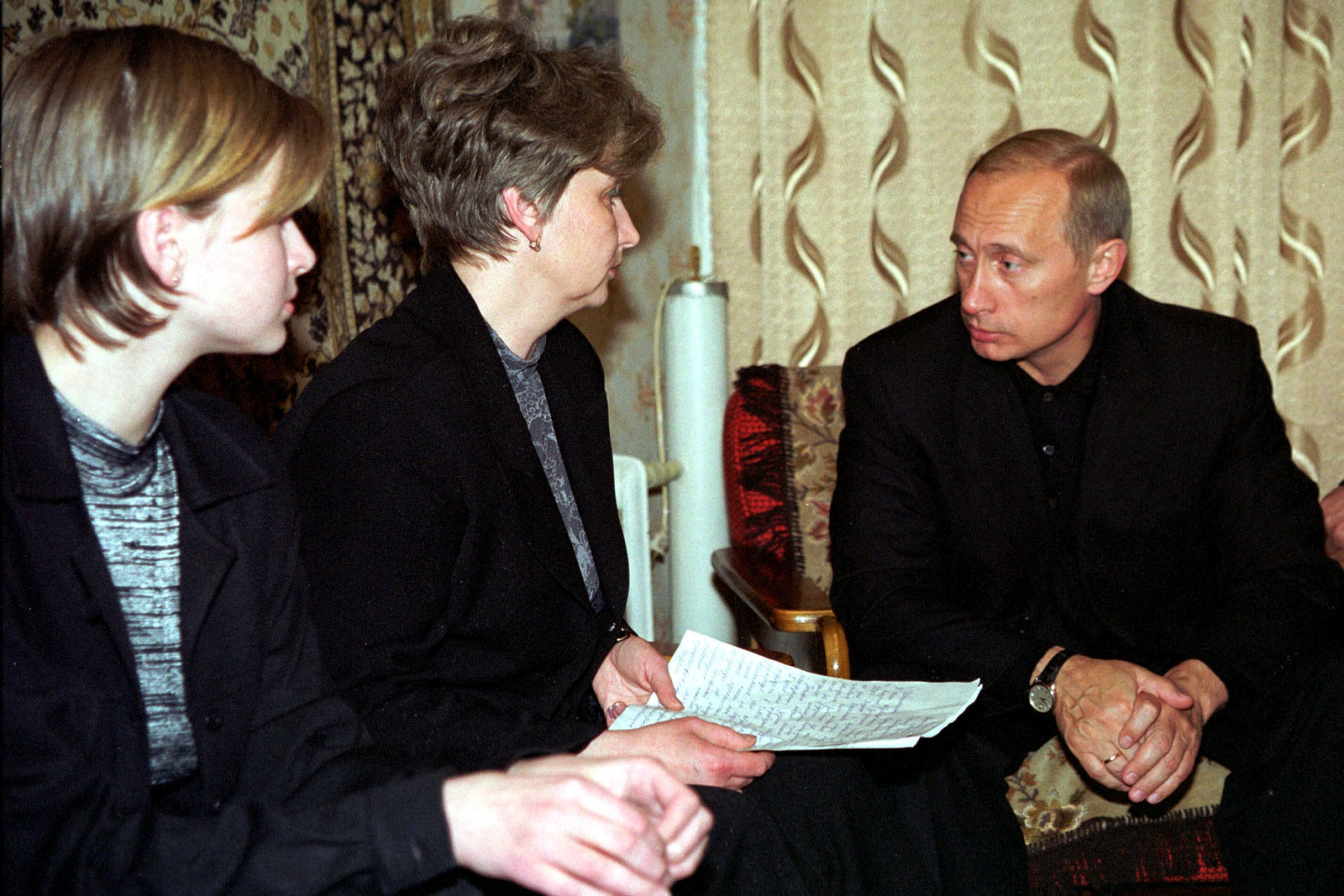 20 Years Of Vladimir Putin In Power A Timeline