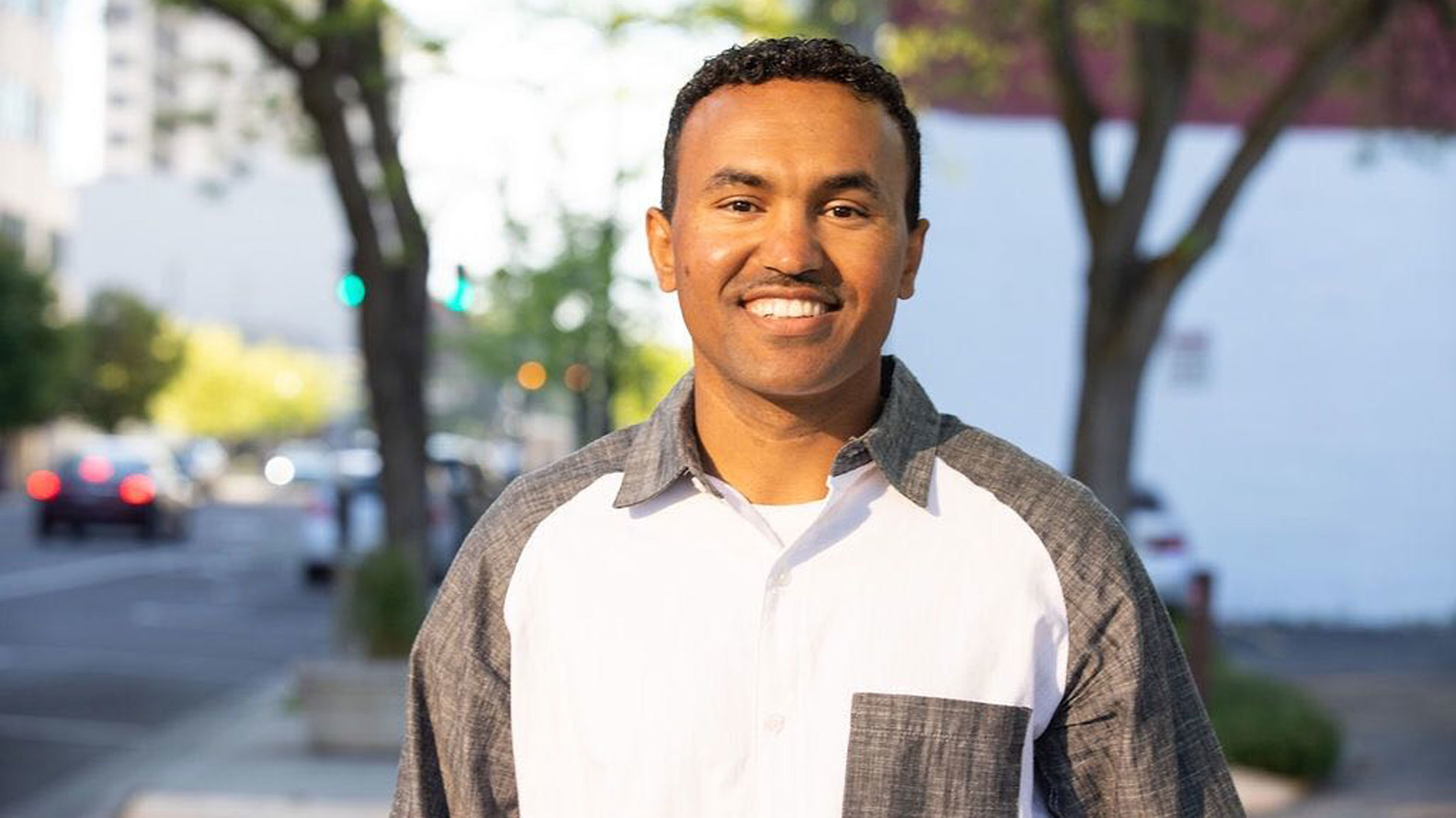 Tecle Gebremichael, a refugee born in Ethiopia who was resettled to the US, has also advocated for the expansion of the US resettlement program.