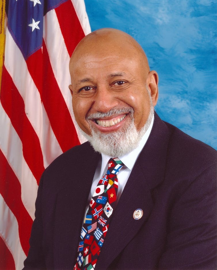 Removed from a judgeship, elected to the House: Alcee Hastings