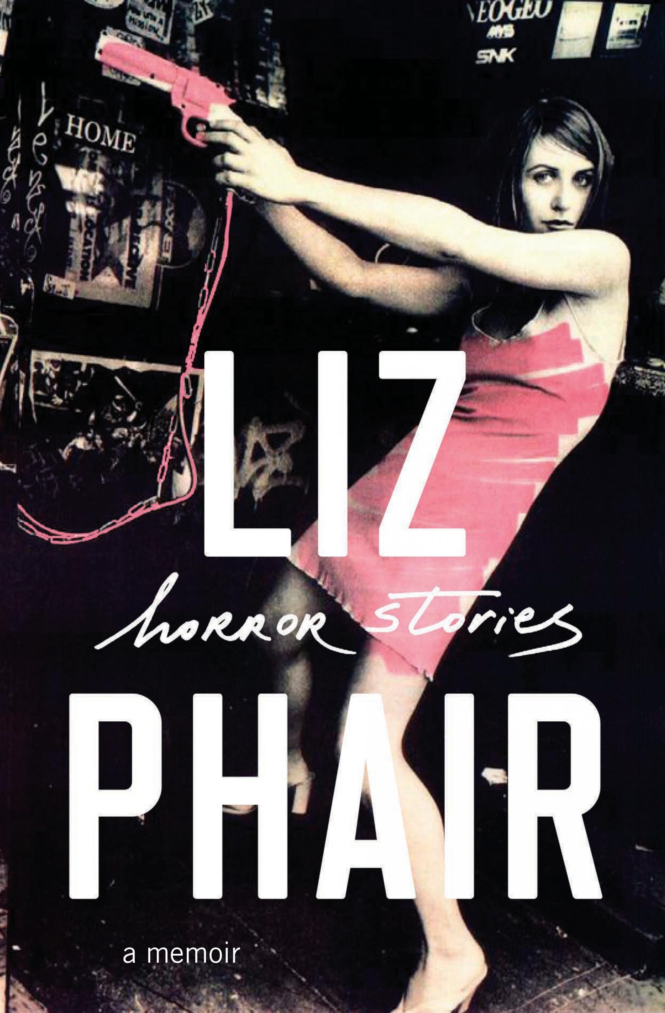"""Liz Phair's memoir """"Horror Stories."""""""