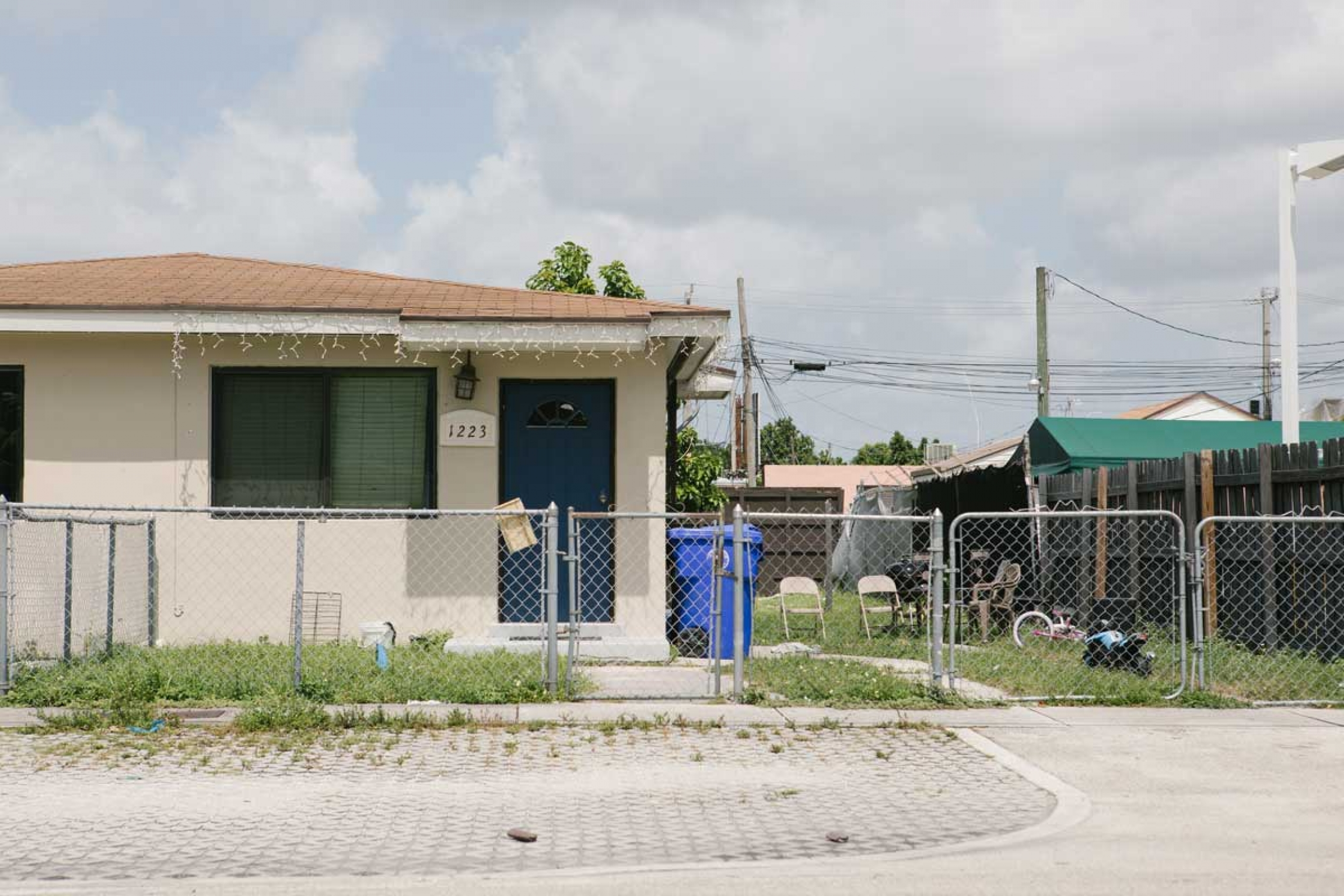 Nataly Alcantara and her family were robbed while living at this Miami home in November 2014.