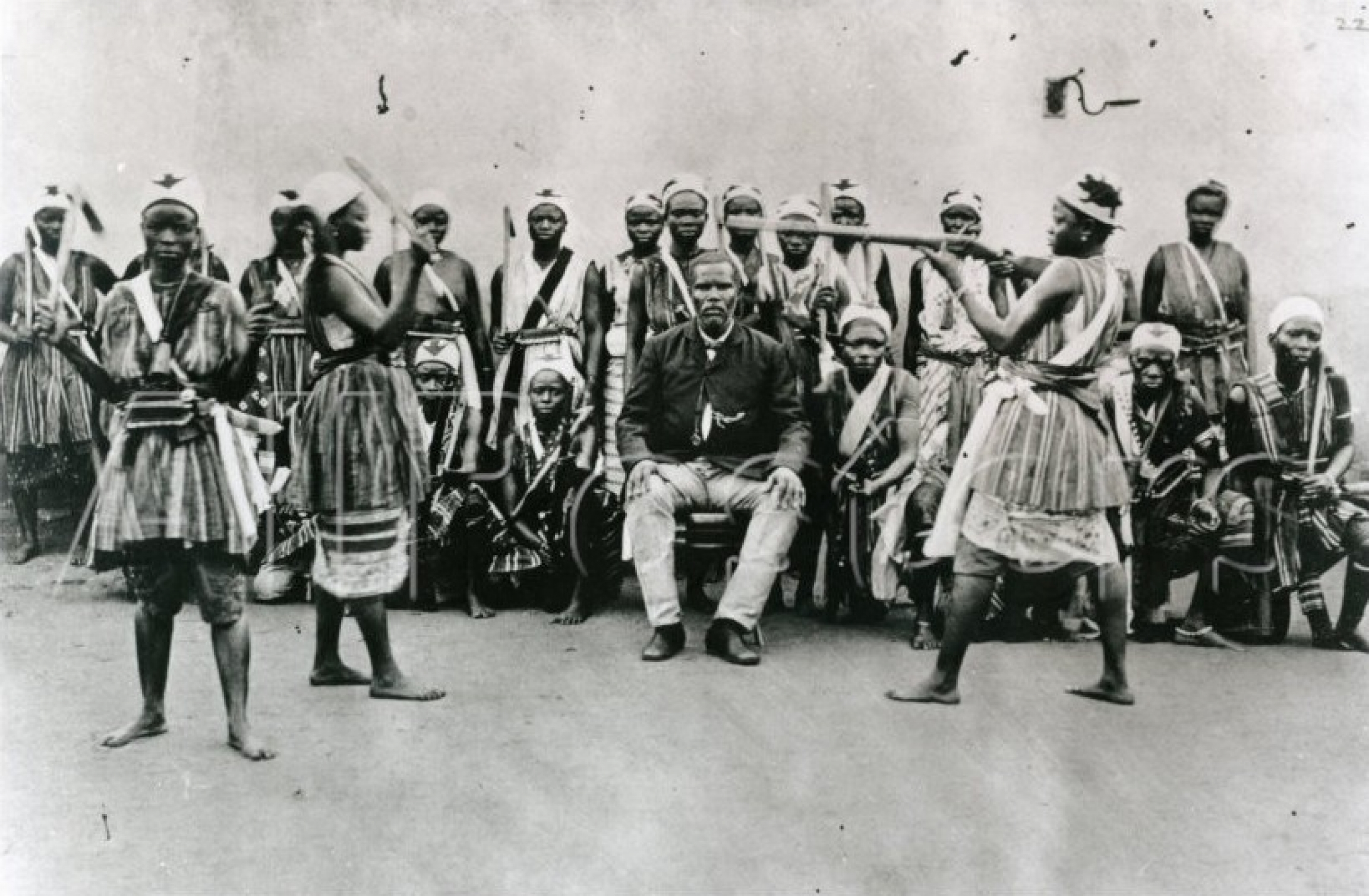 Female warriors of the Kingdom of Dahomey
