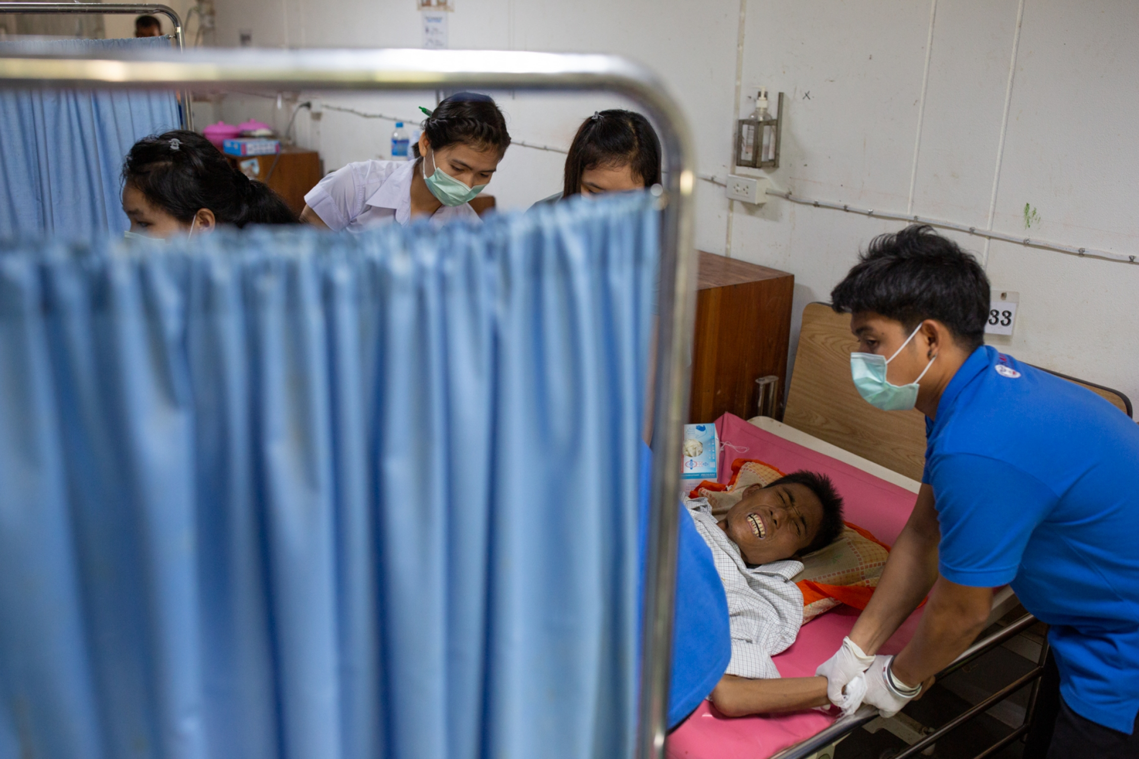 The Mae Tao Clinic is perhaps the largest and most renowned part of a constellation of community-run organizations serving thousands of migrants and refugees from Myanmar living in and around the Thai city of Mae Sot.