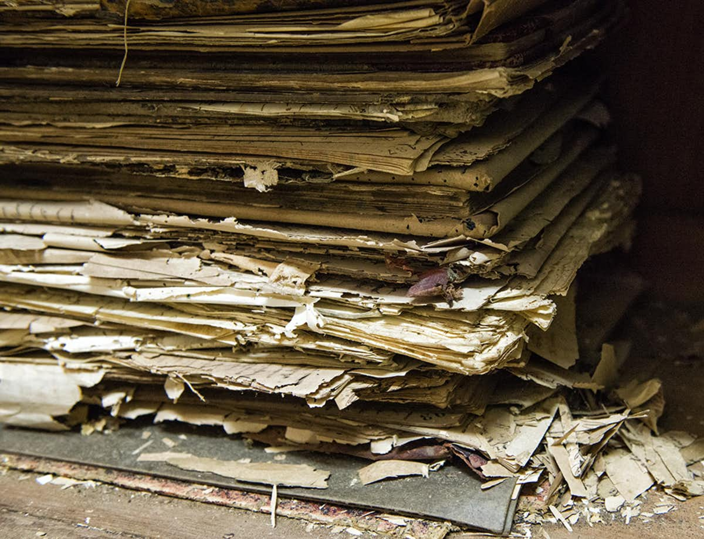 With care, digital preservation can bring new life to crumbling documents.