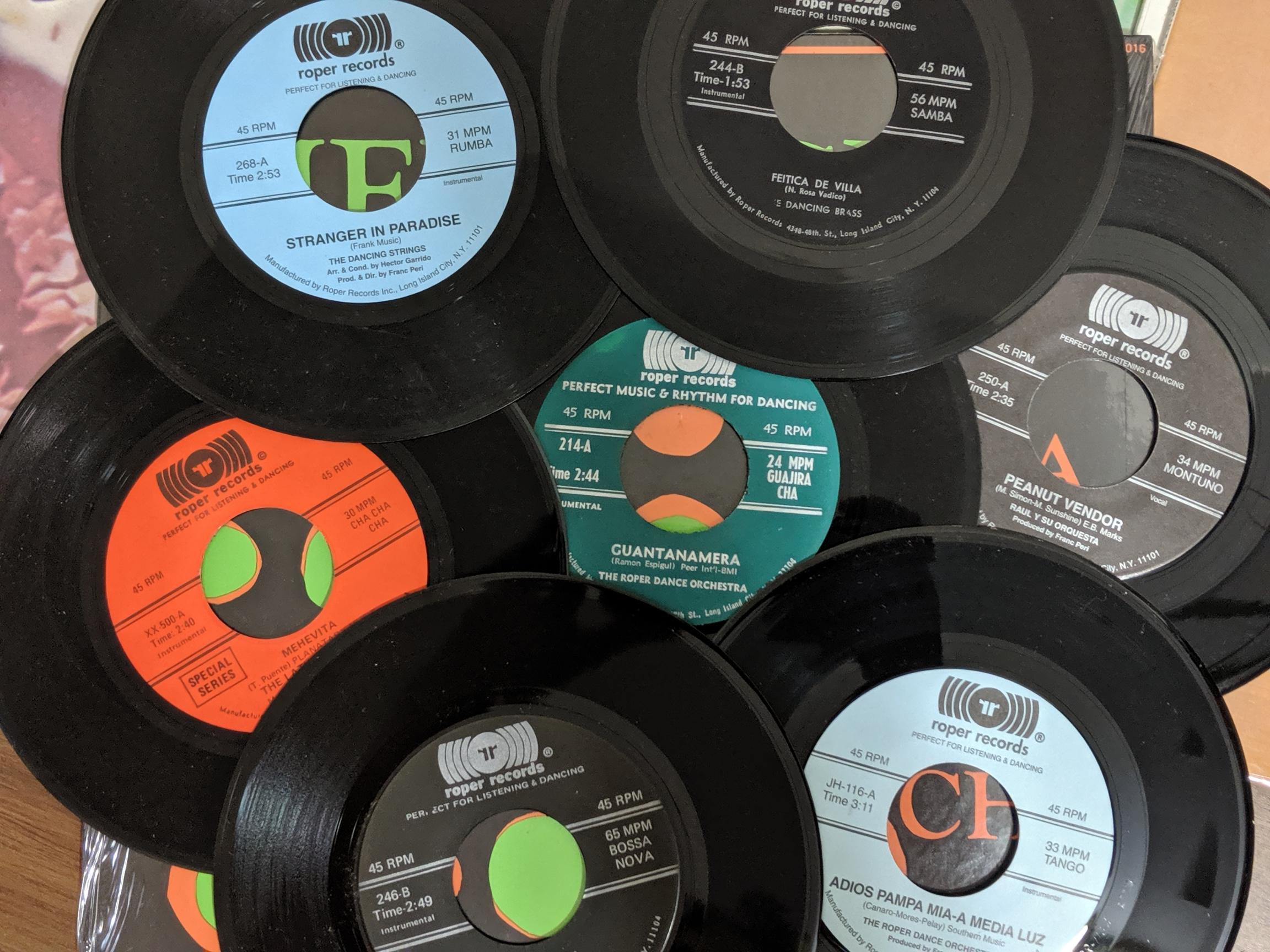 Multiple Roper Records
