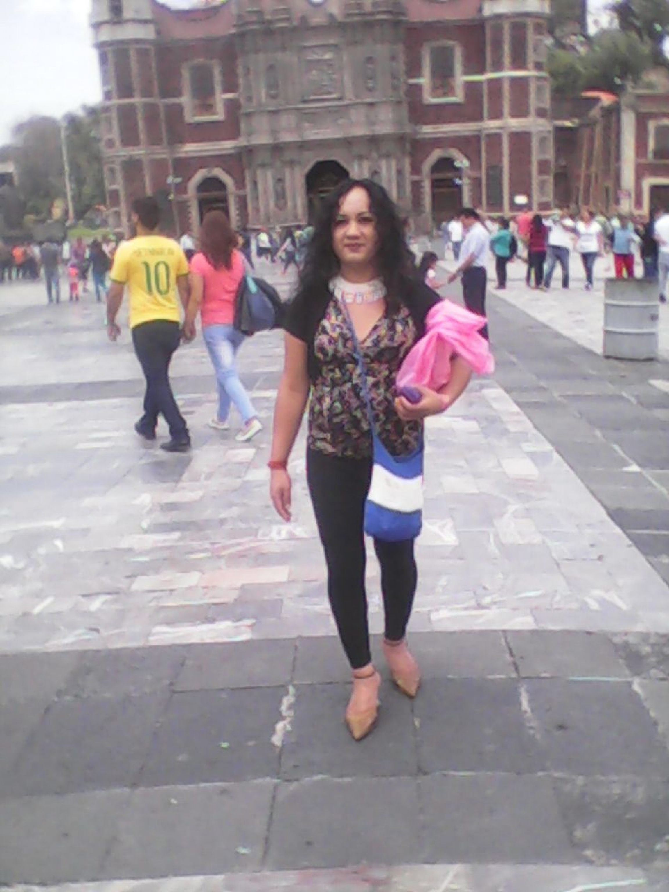 Camila Díaz had attempted to flee El Salvador multiple times after receiving threats and being assaulted while she did sex work