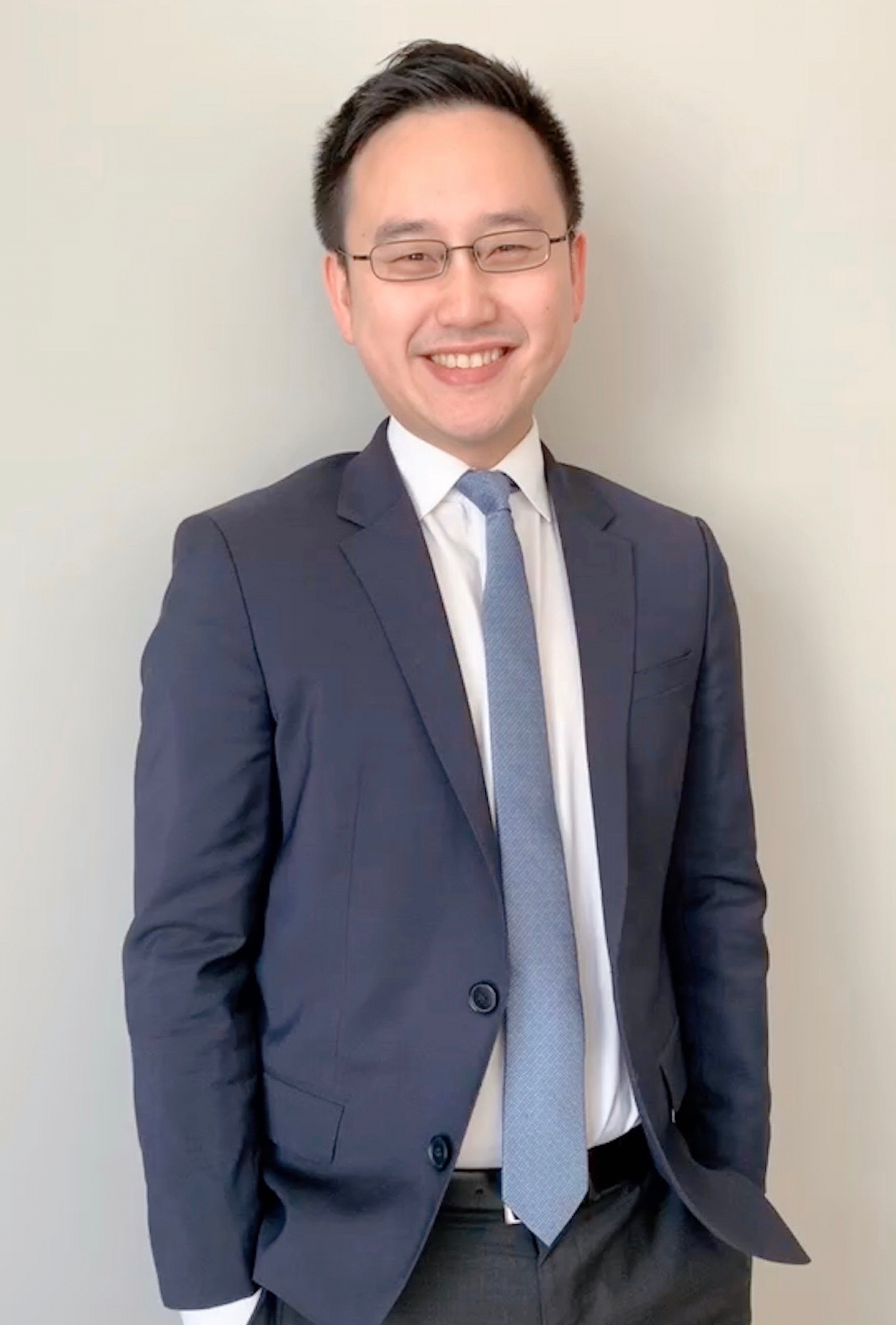 Vincent Chao, head of the political division at TECRO