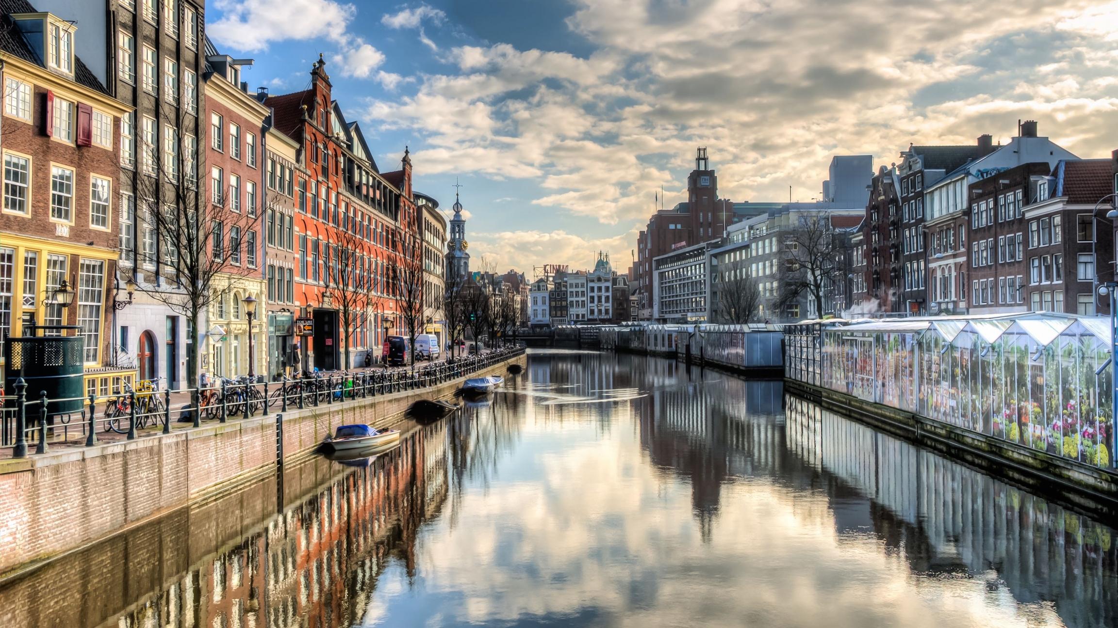 Amsterdam's coronavirus recovery plan embraces 'doughnut economics'