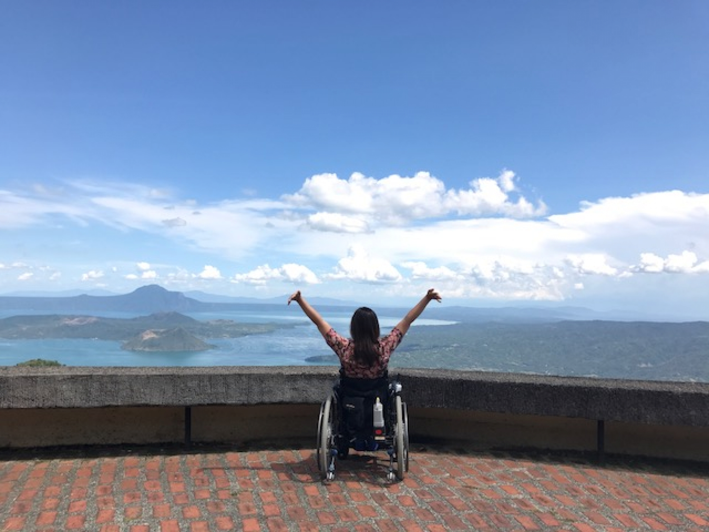 Hong Seo-yoon is a South Korean advocate for accessible tourism
