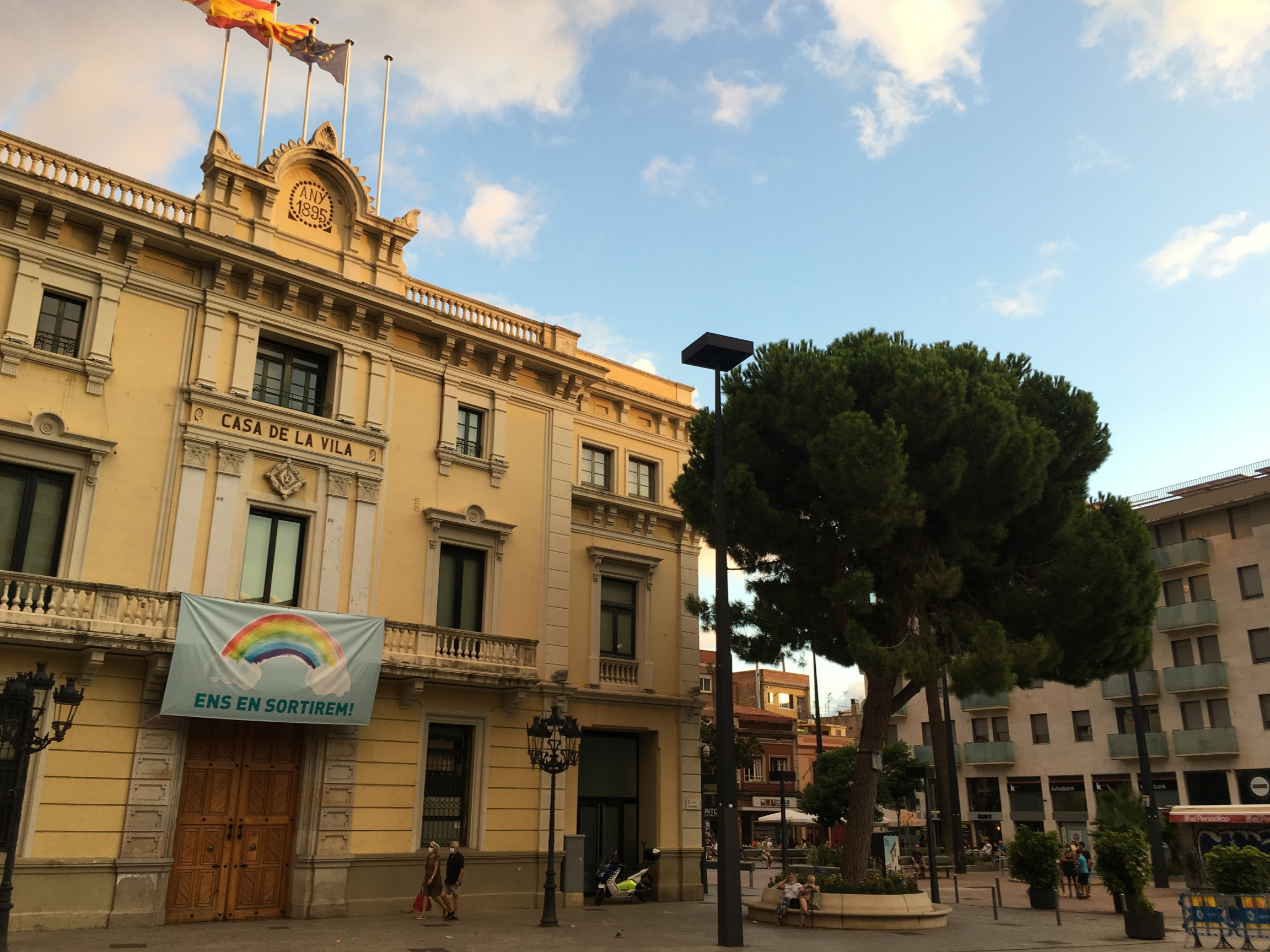 L'Hospitalet de Llobregat,which has historically been a working-class city with a large migrant population, is beginning to see rent prices comparable to those in Barcelona.
