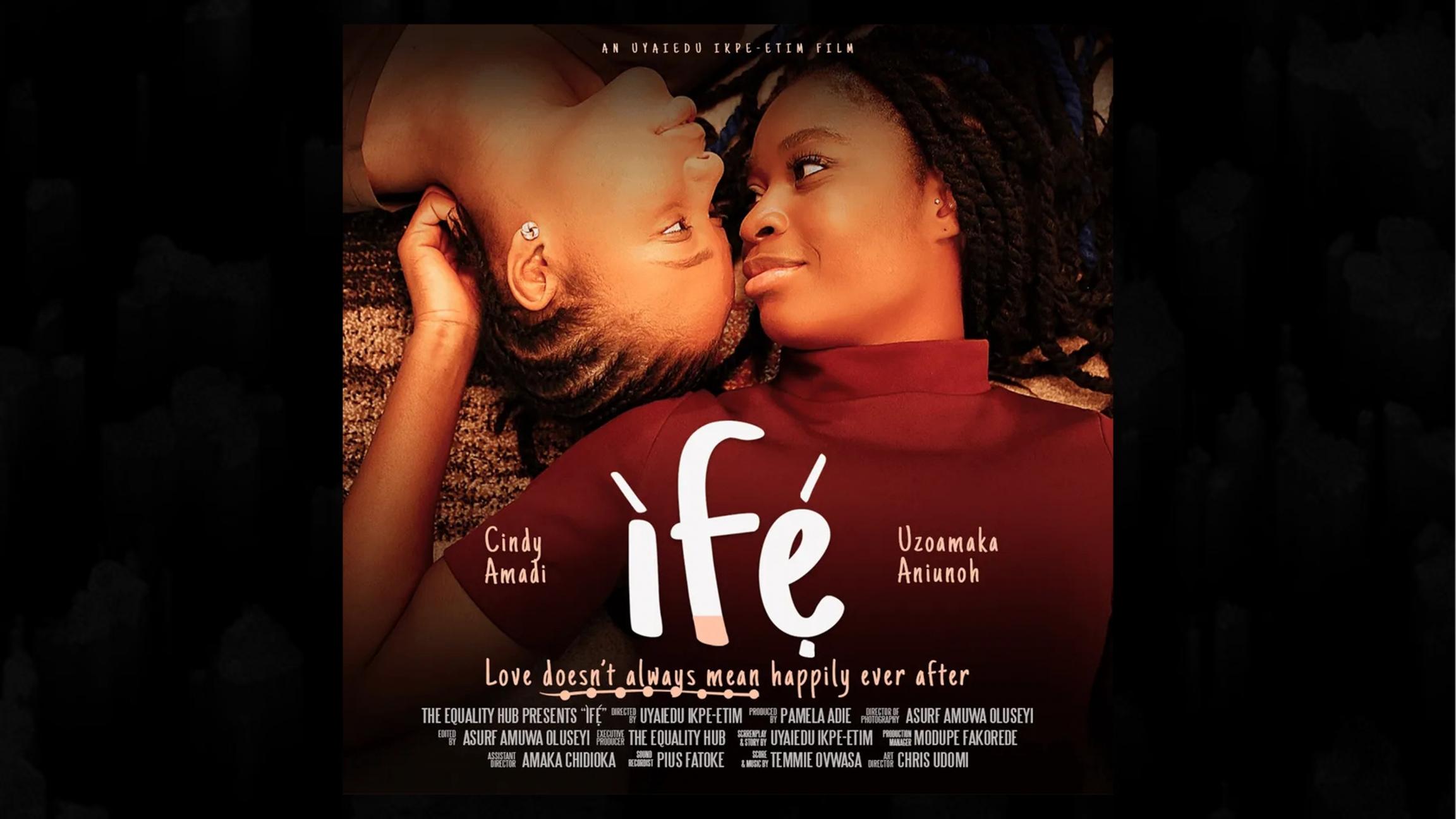"""Ífé"" film features two women in love in Nigeria."