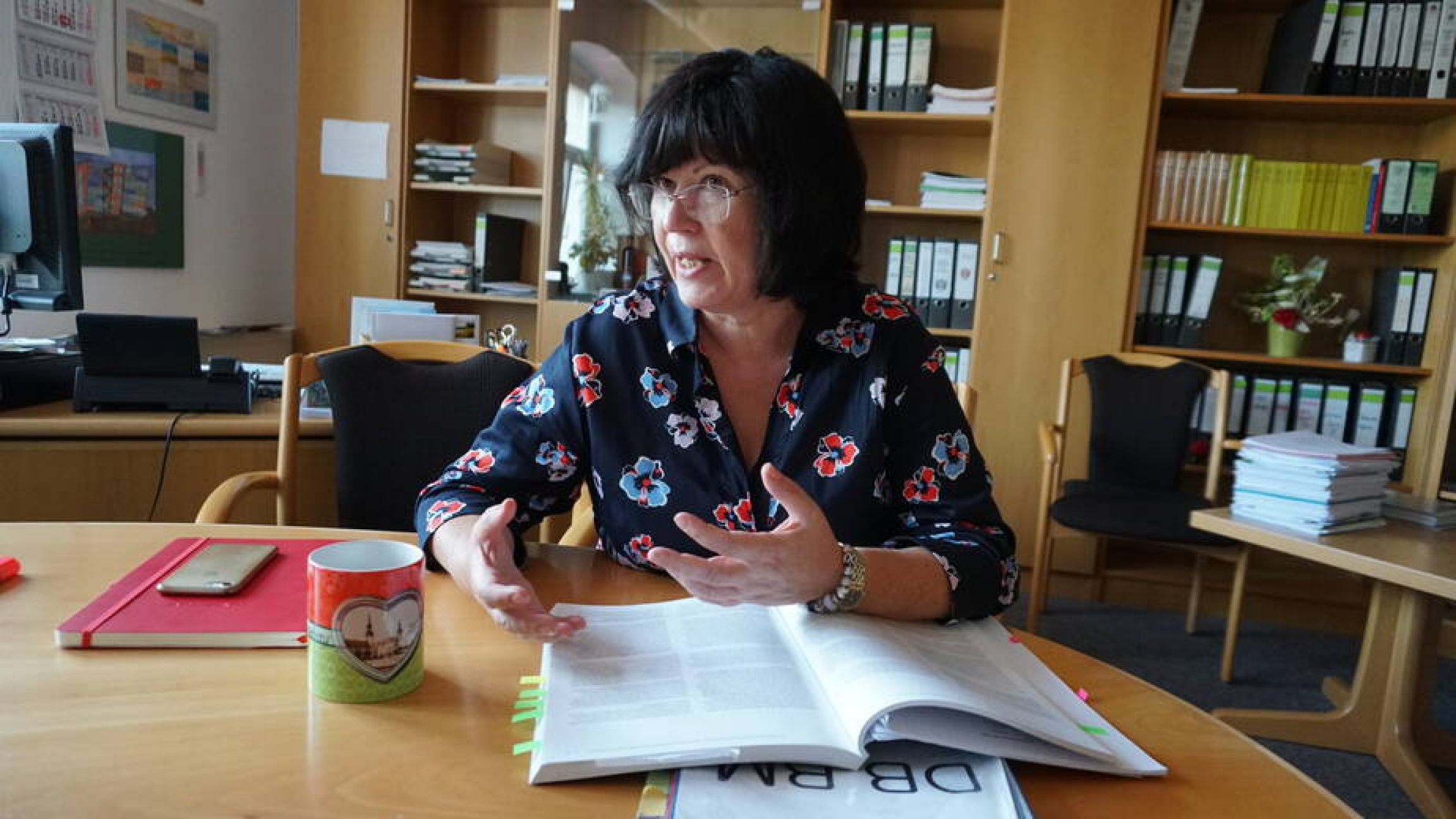 Spremberg Mayor Christine Herntier served as one of Lusatia's representatives on the commission that recommended a phaseout from coal.