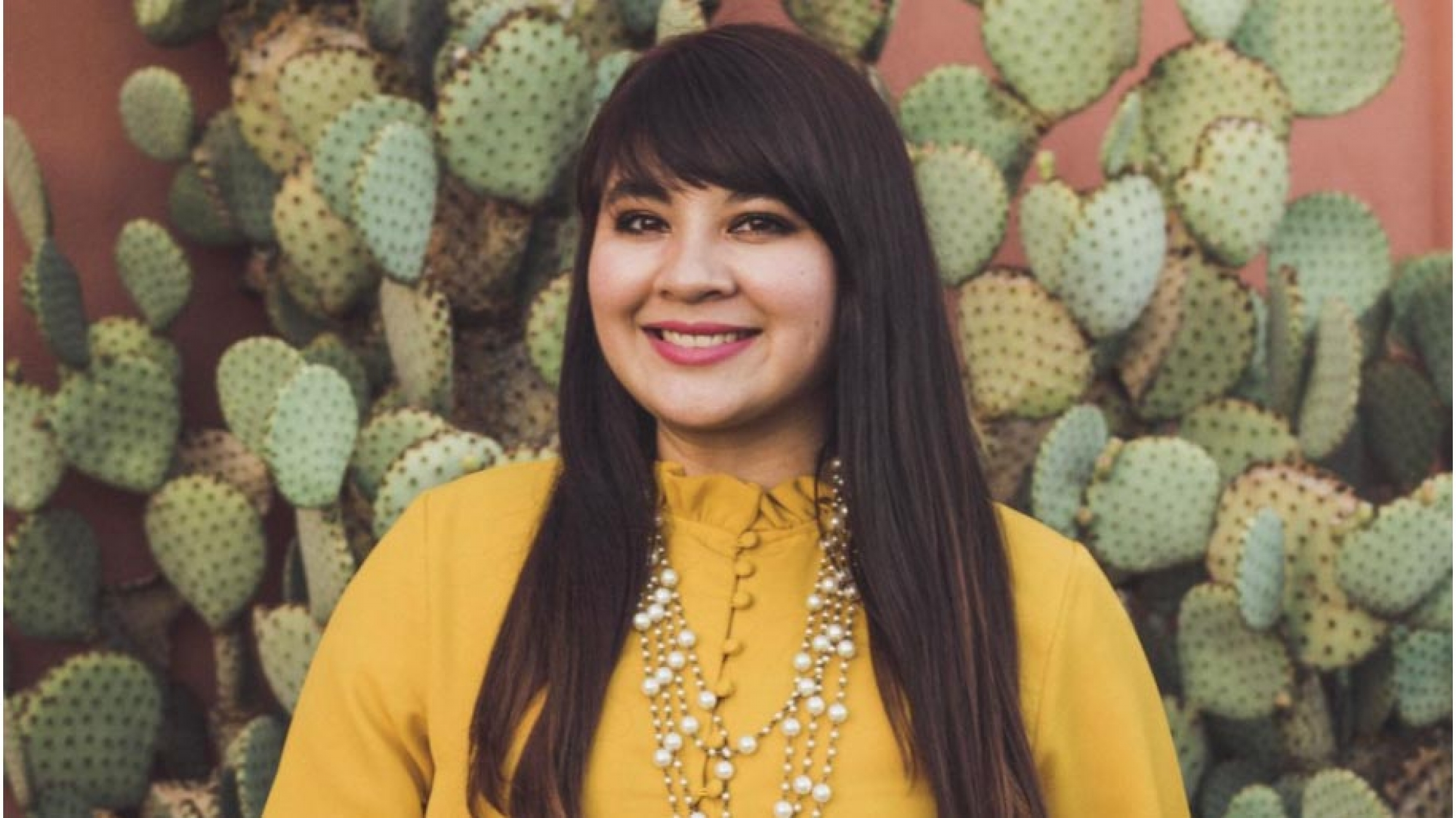 Reyna Montoya is an Arizona resident and the founder of Aliento, an immigrant aid organization.