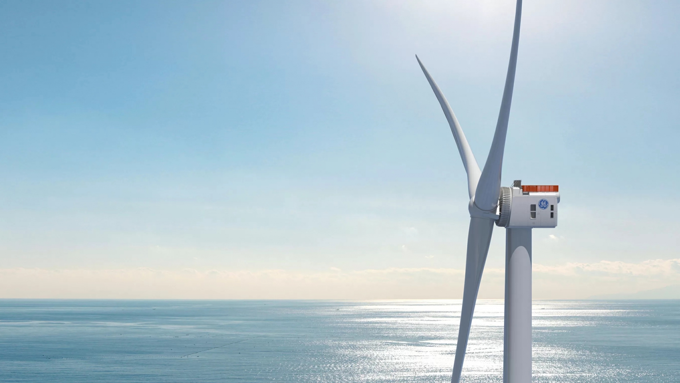 Haliade-X wind turbines — nearly the size of the Eiffel Tower — are a game changer for the global offshore wind industry. A single turbine can power over 10,000 homes at competitive rates.