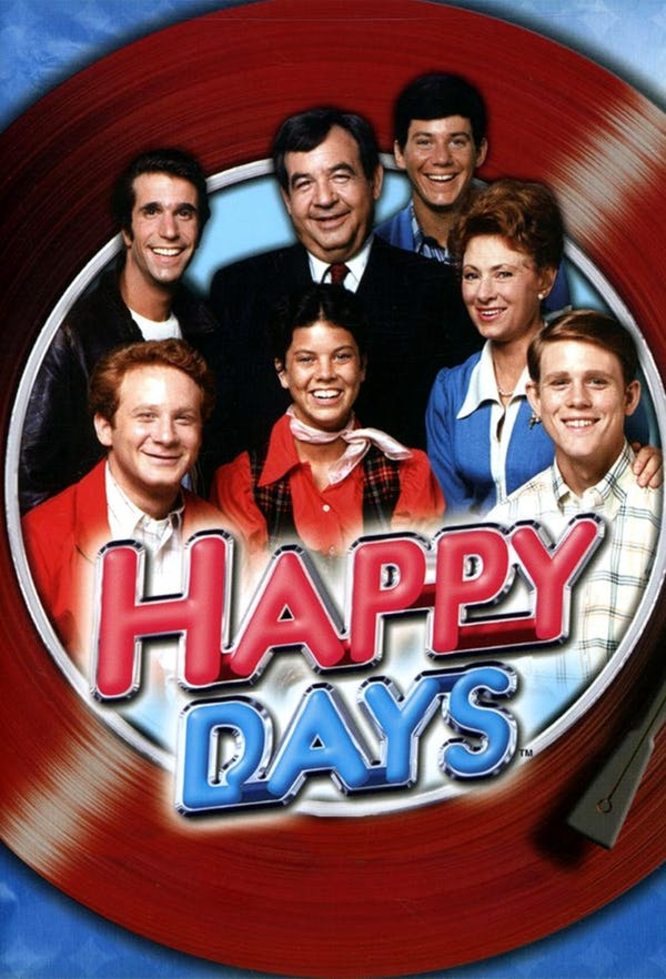 'Happy Days' ran on ABC from 1974 to 1984.