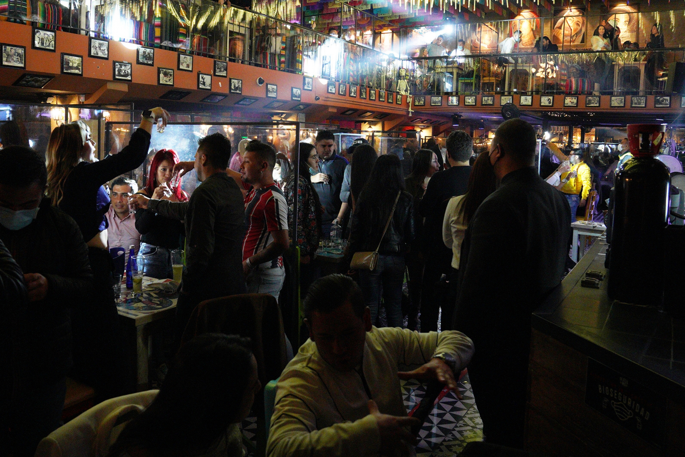 For nightclubs like Plaza MX, being able to open until late at night makes the difference between making profits or operating at a loss.
