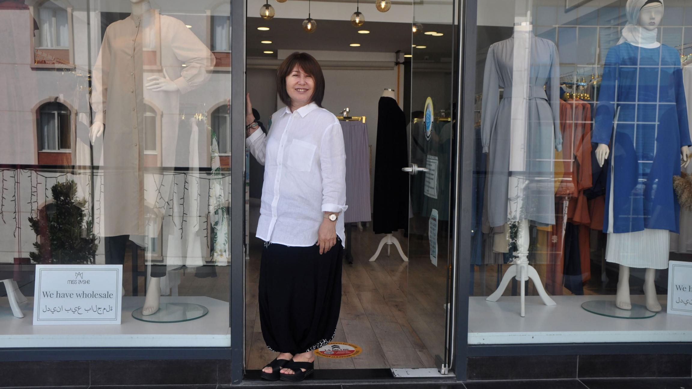 Ayşe Yıldırım started her modest fashion brand, Miss Ayşe, over a decade ago.