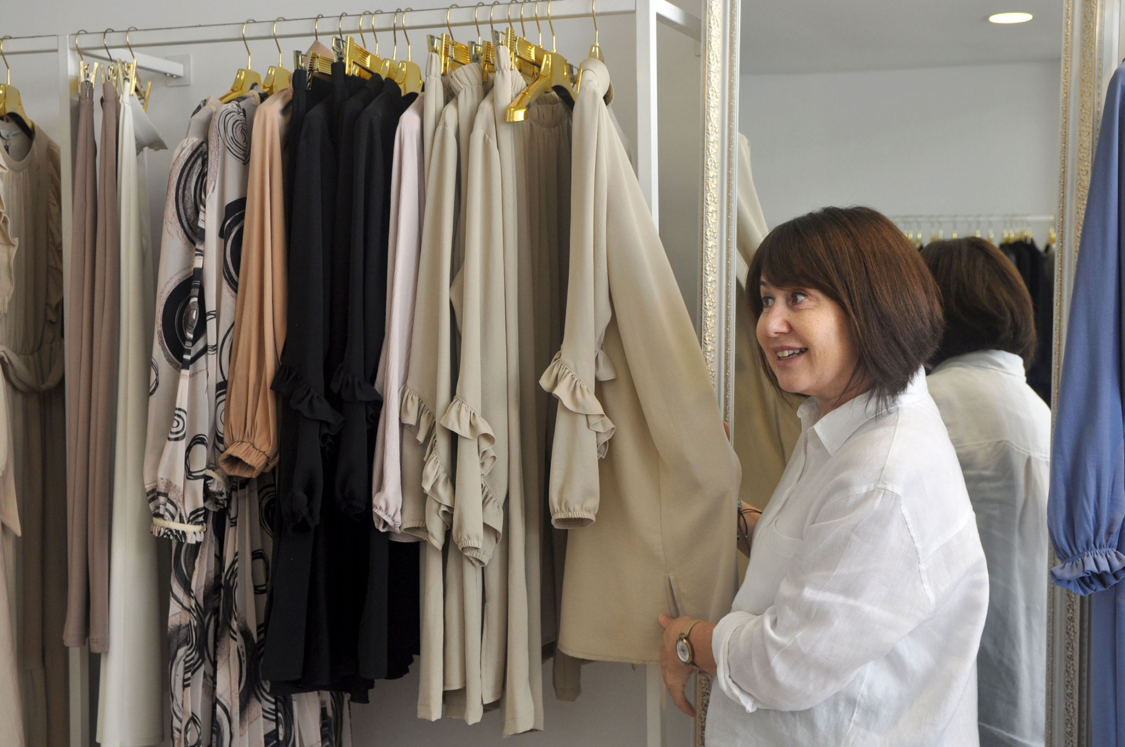 Ayşe Yıldırım started her brand, Miss Ayşe, over a decade ago.