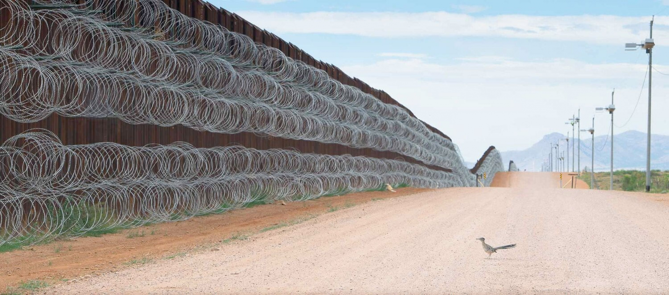 Mexican side if the border