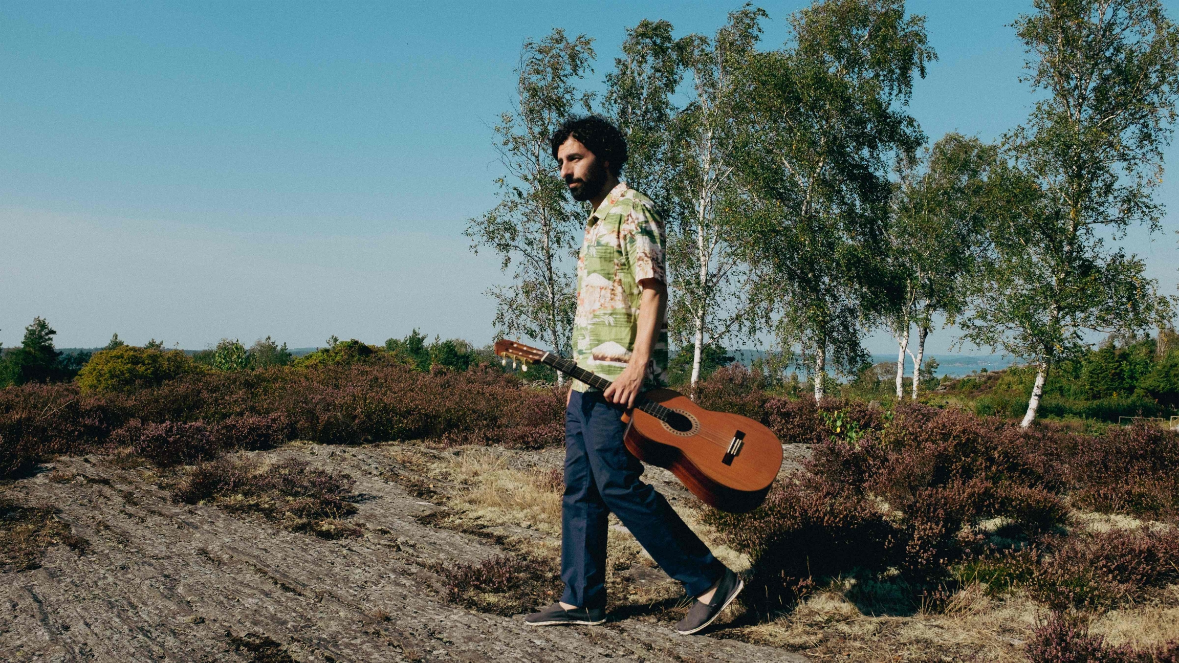 Swedish musician José González is known for stretching musical boundaries over his 18-year career.